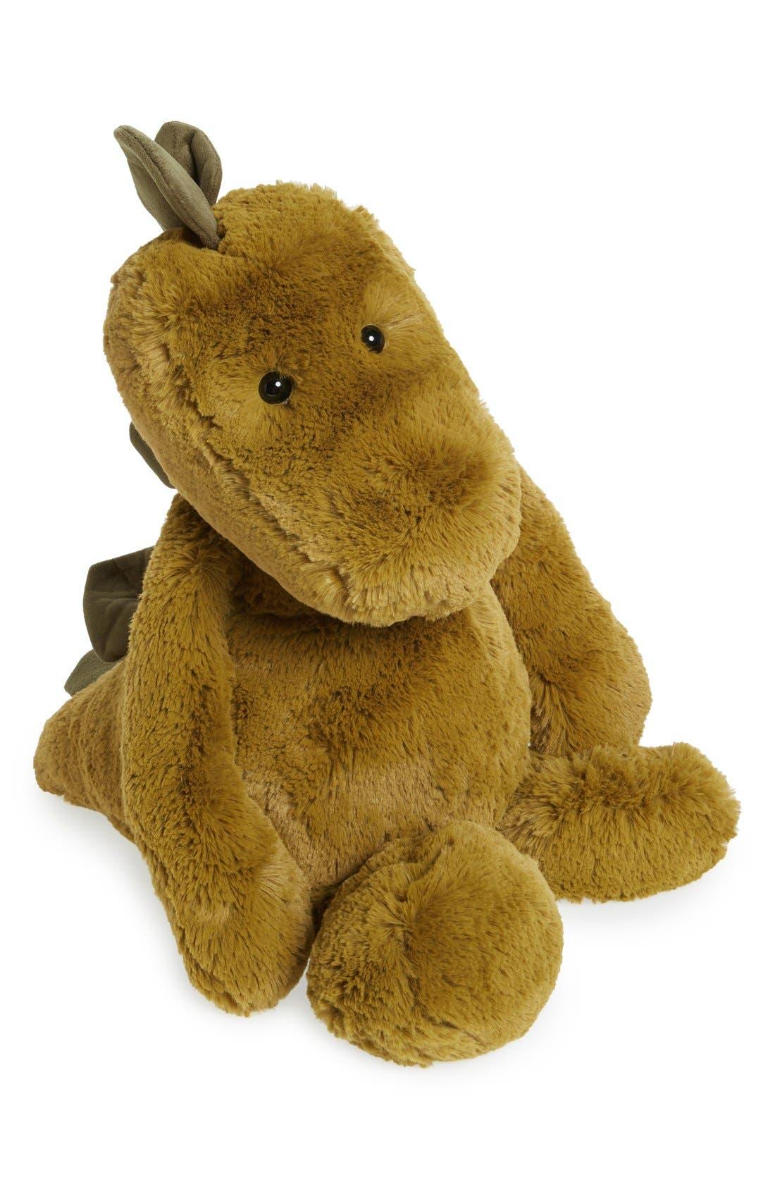 Jellycat 'Huge Bashful Dino' Stuffed Animal