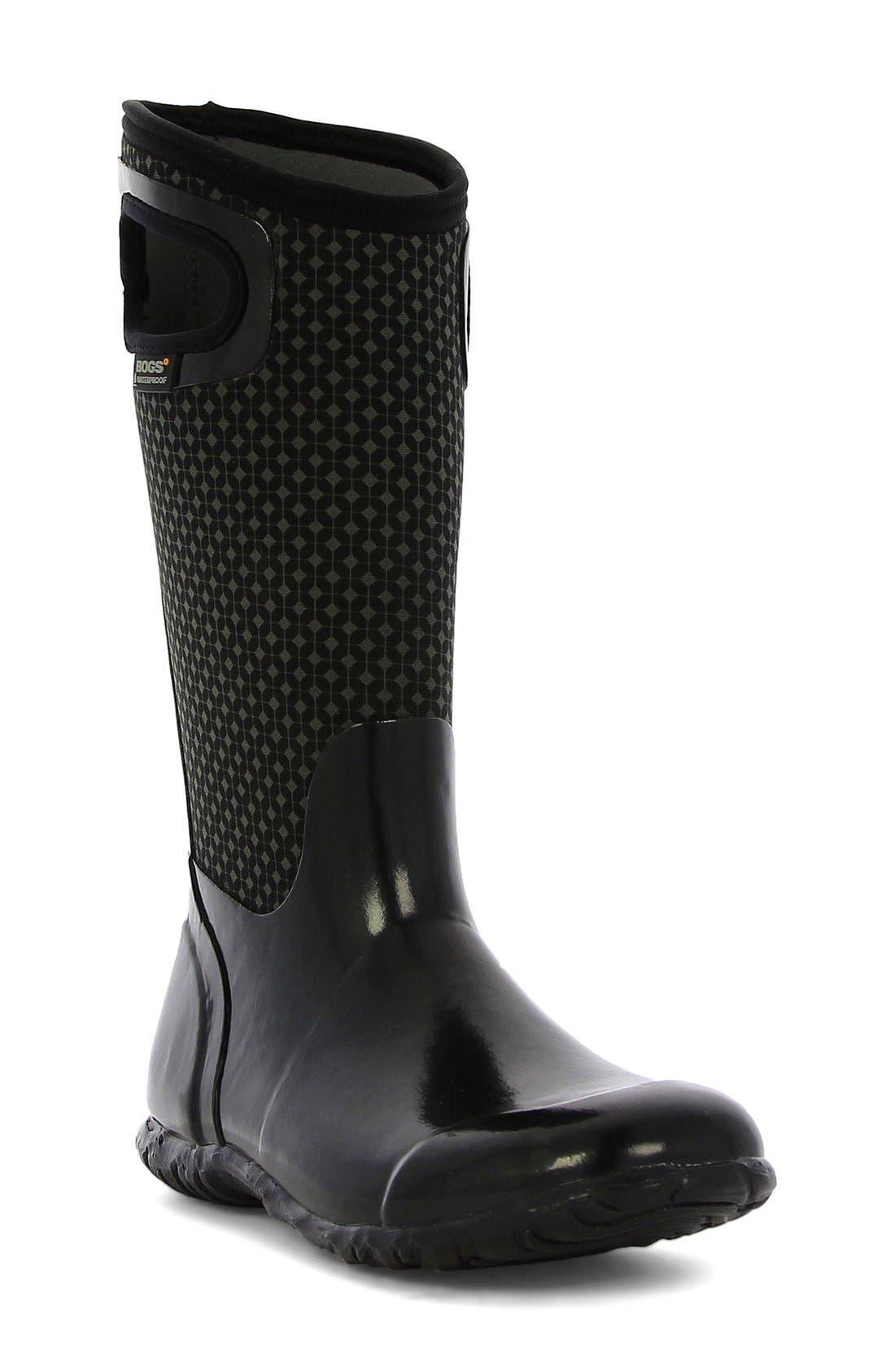 Bogs 'North Hampton' Waterproof Rain Boot (Women)