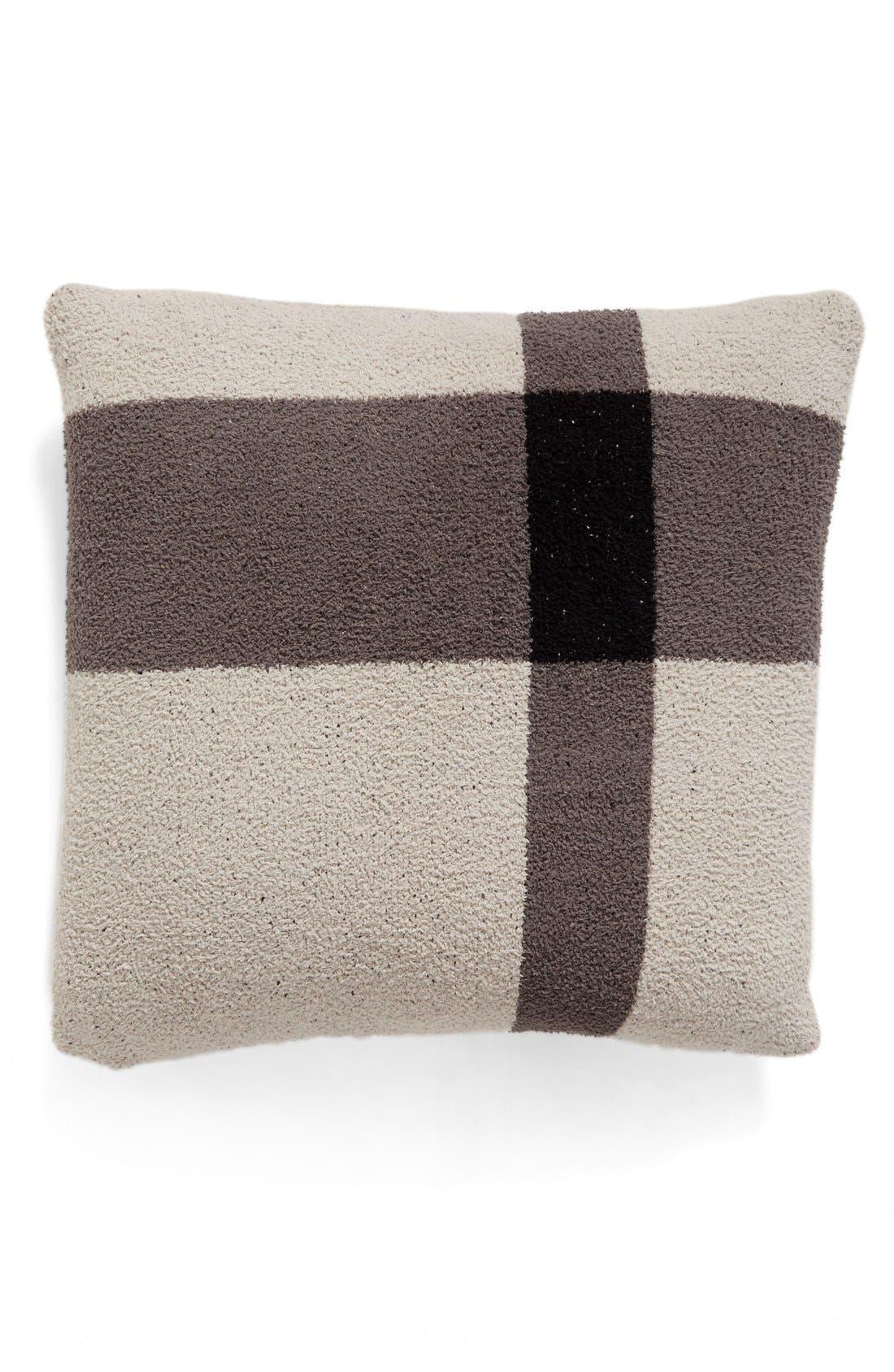 Barefoot Dreams® CozyChic® Plaid Accent Pillow
