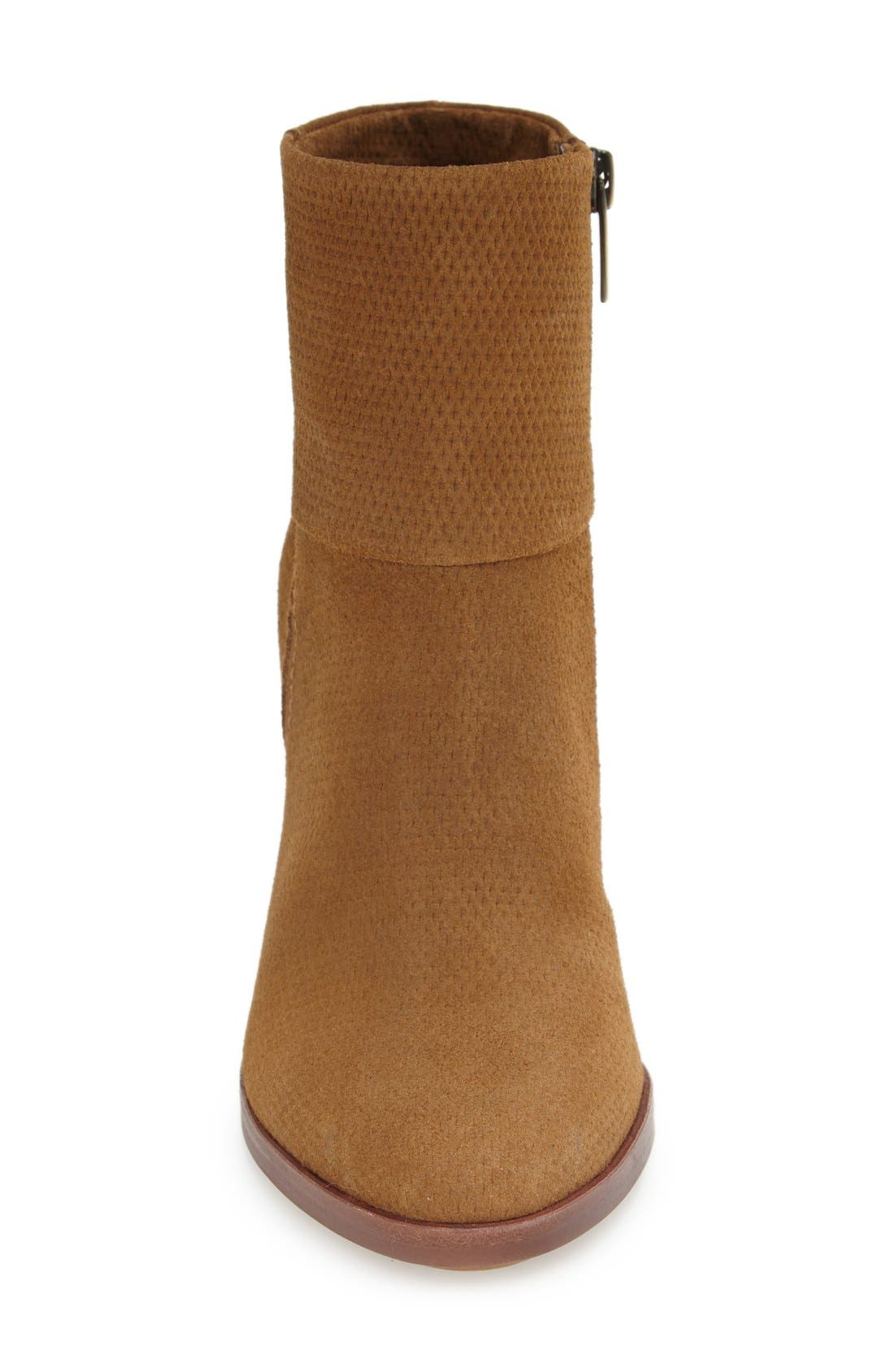 Alternate Image 3  - Vince Camuto 'Larena' Almond Toe Bootie (Women)