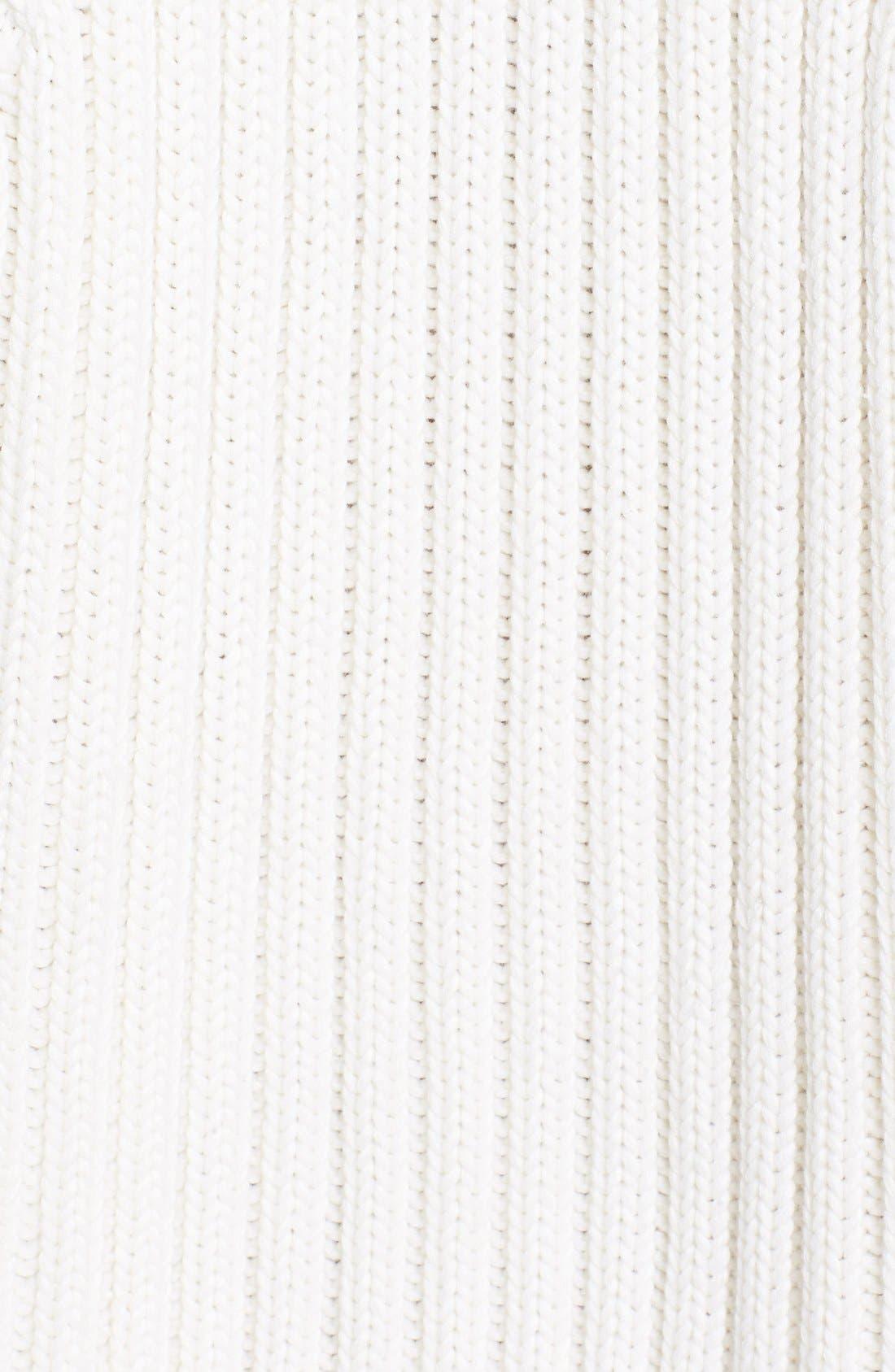 Alternate Image 5  - rag & bone 'Kiera' Cable Knit Crewneck Sweater