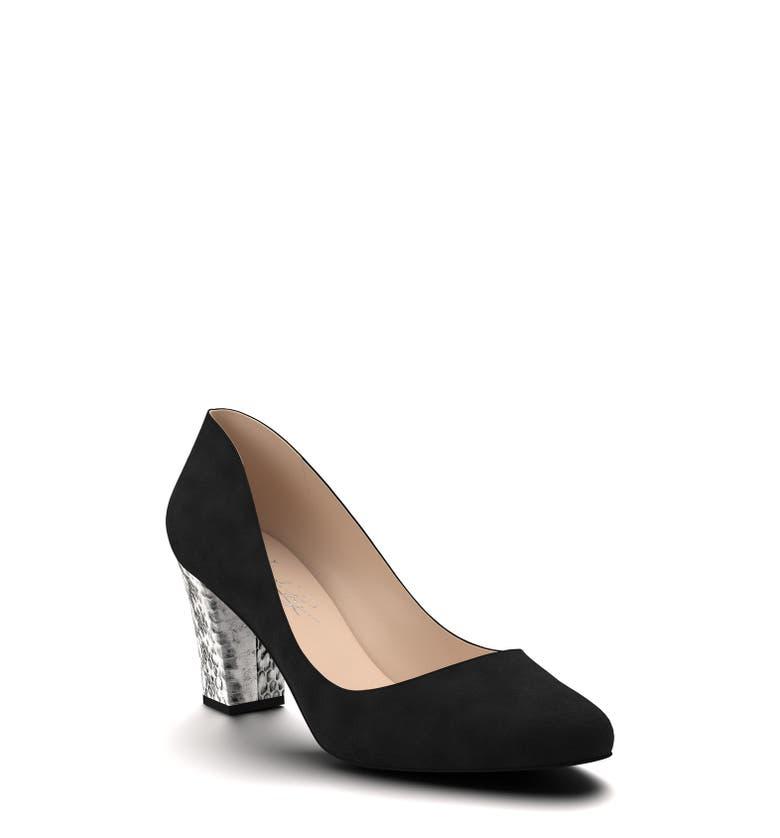 Shoes Of Prey Heel Size