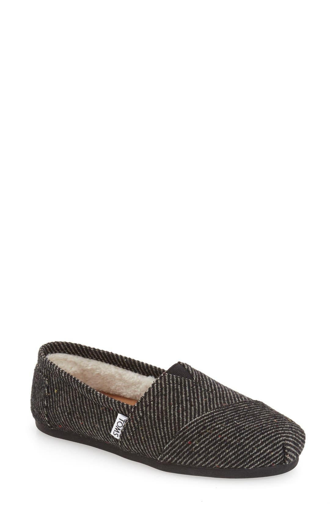 Alternate Image 1 Selected - TOMS Speckled Classic Slip-On (Women)