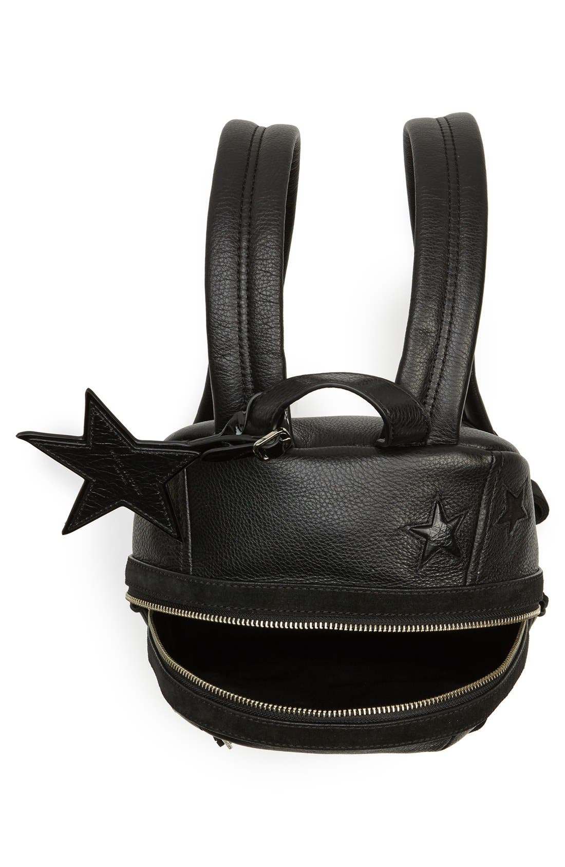 Alternate Image 4  - MARC JACOBS 'Star Patchwork' Leather Backpack
