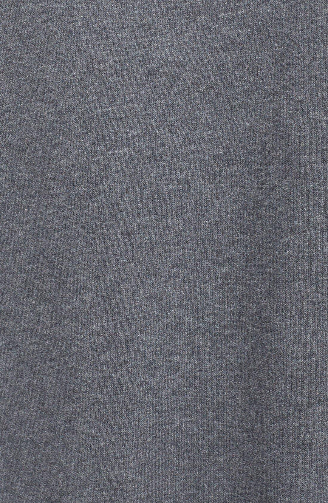 Alternate Image 5  - adidas Originals Mock Neck Sweatshirt