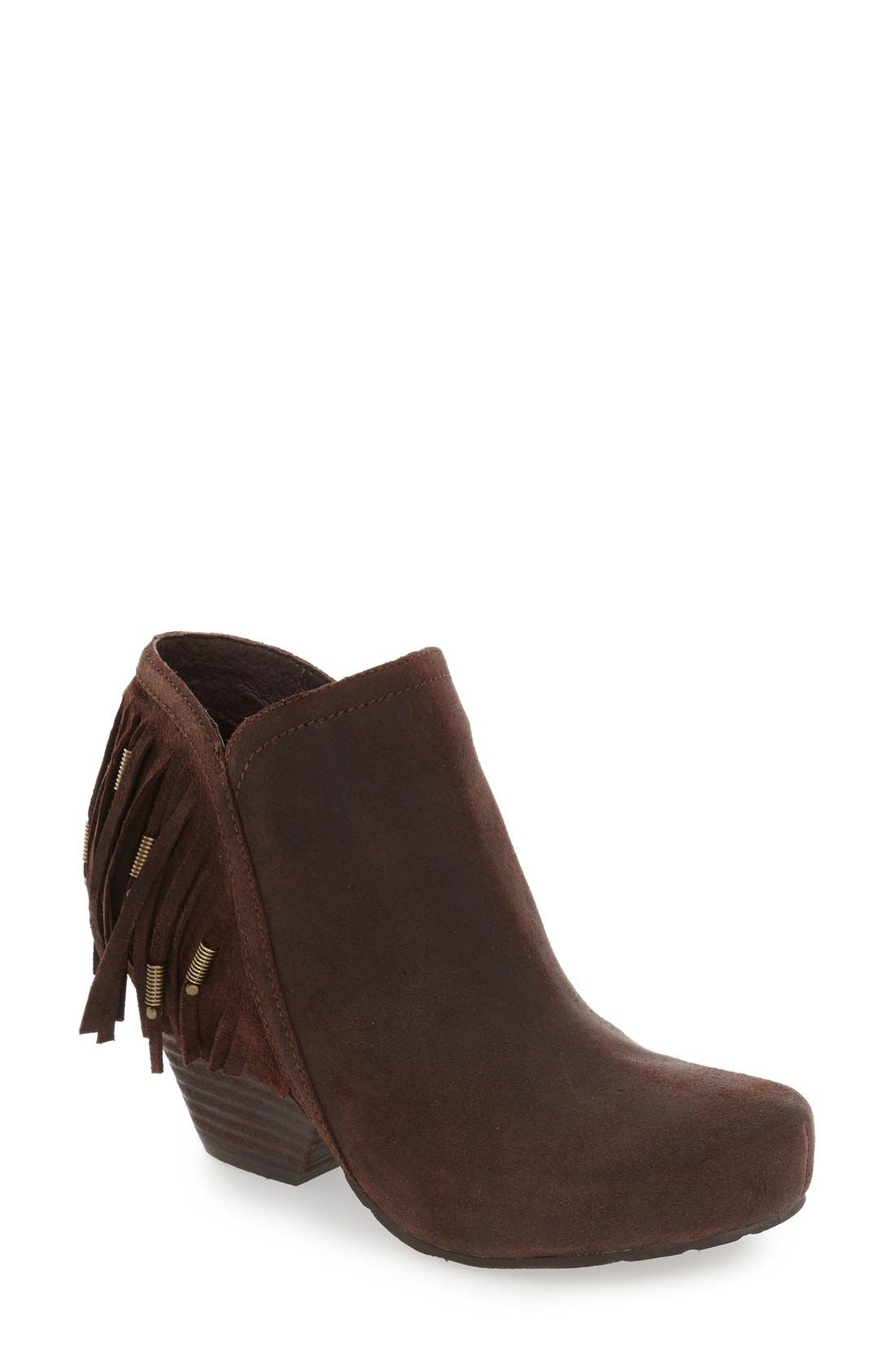 Main Image - OTBT Folkloric Bootie (Women)