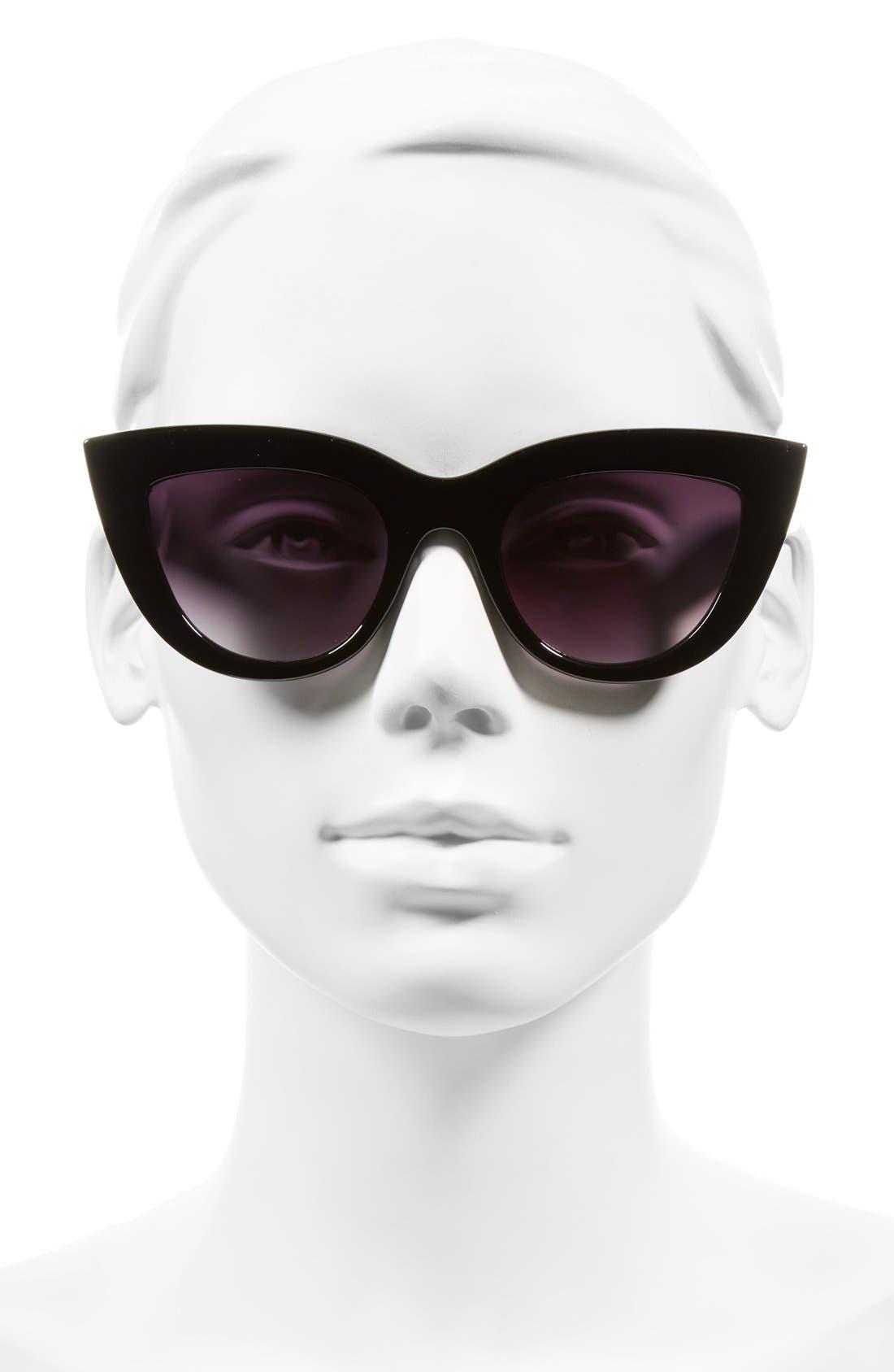 Alternate Image 2  - PERVERSE 'Acid' 50mm Cat Eye Sunglasses