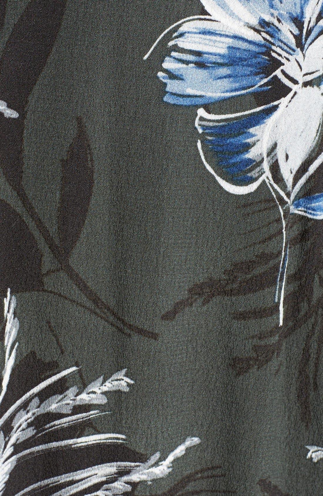 Alternate Image 5  - ASTR 'Mabel' Fit & Flare Dress