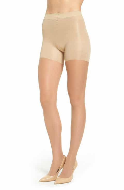 SPANX® Leg Support Sheers (Regular   Plus Size)