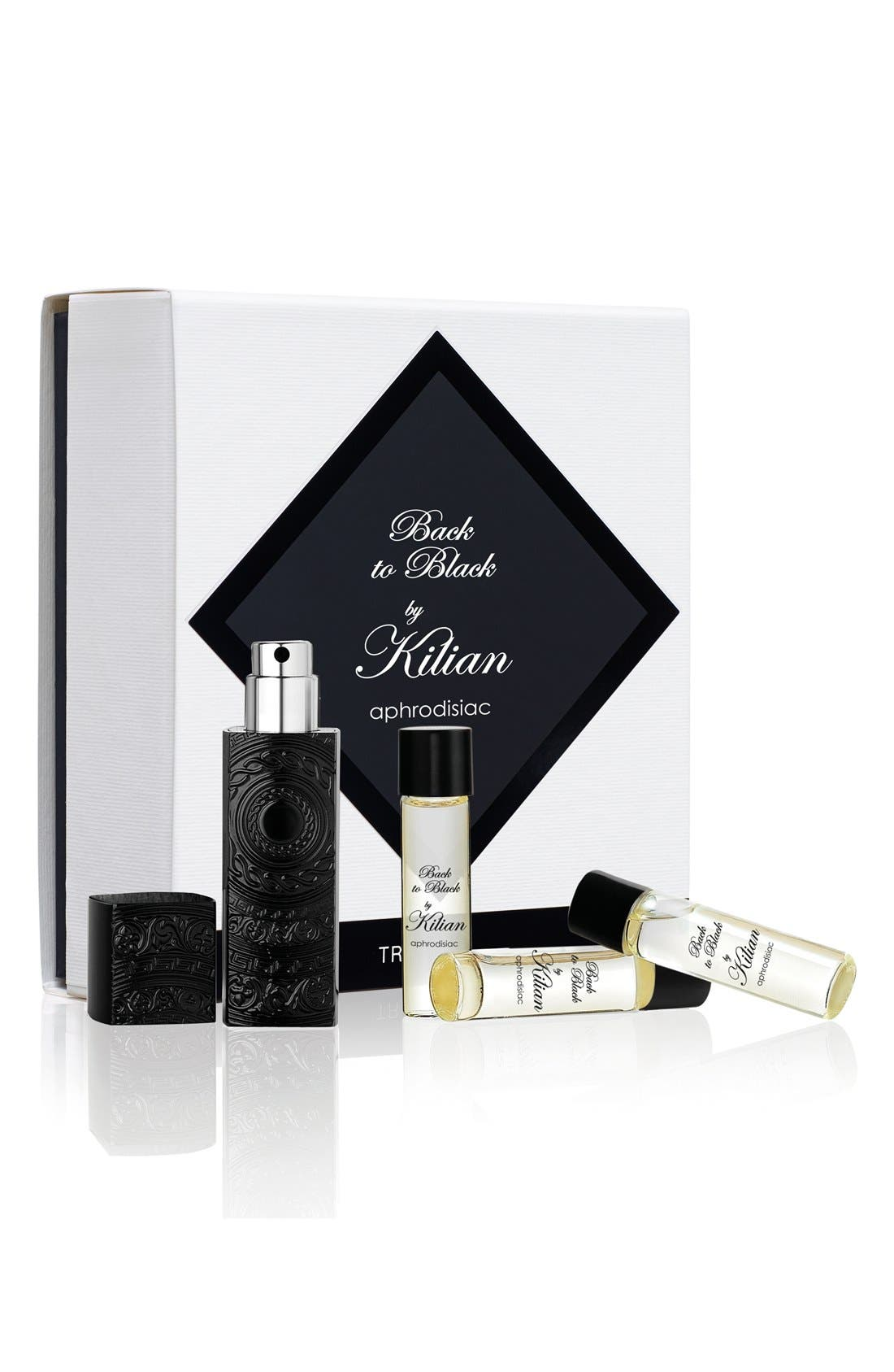 Kilian 'L'Oeuvre Noire - Back to Black, aphrodisiac' Travel Set