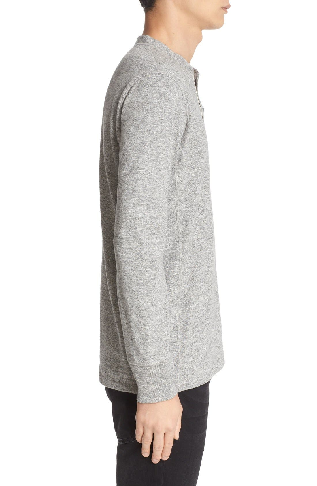Alternate Image 3  - rag & bone Standard Issue Henley