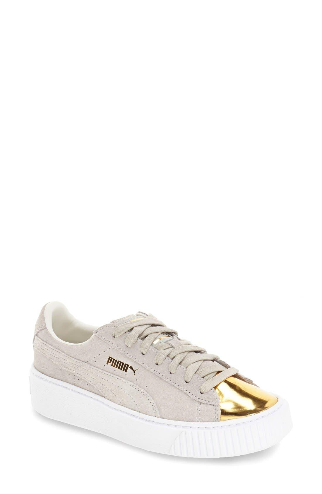 PUMA Platform Sneaker (Women)
