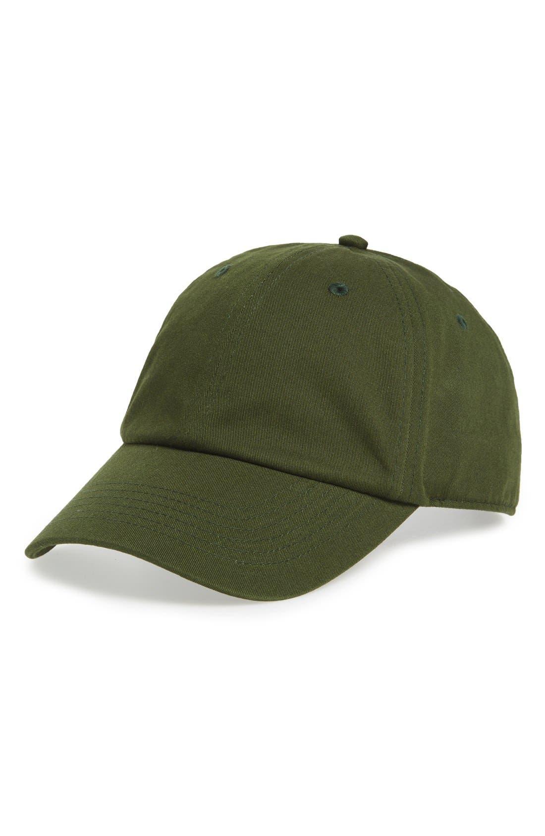 Alternate Image 1 Selected - BP. Solid Baseball Cap