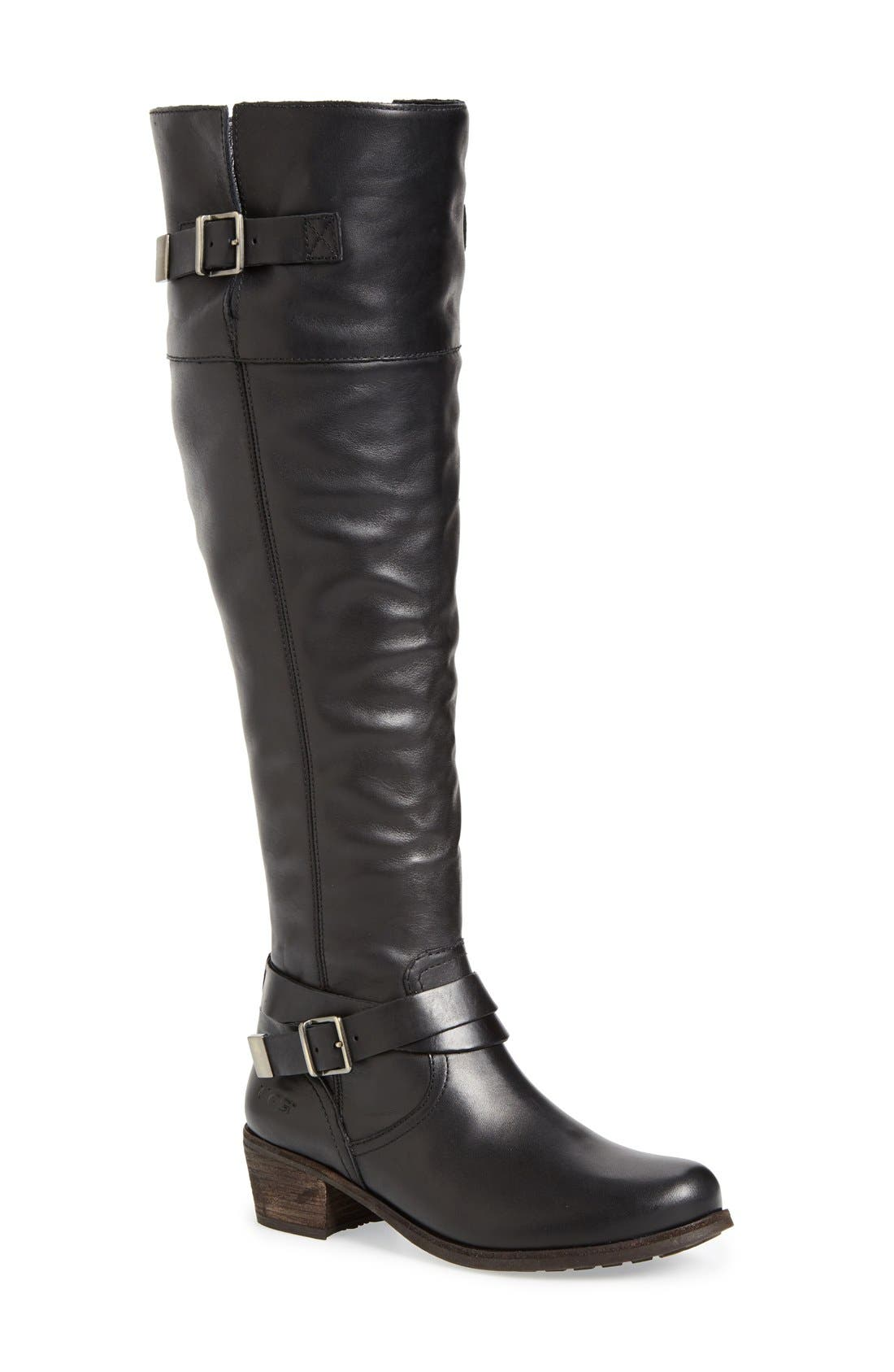 Alternate Image 1 Selected - UGG® 'Bess' Over the Knee Boot (Women)