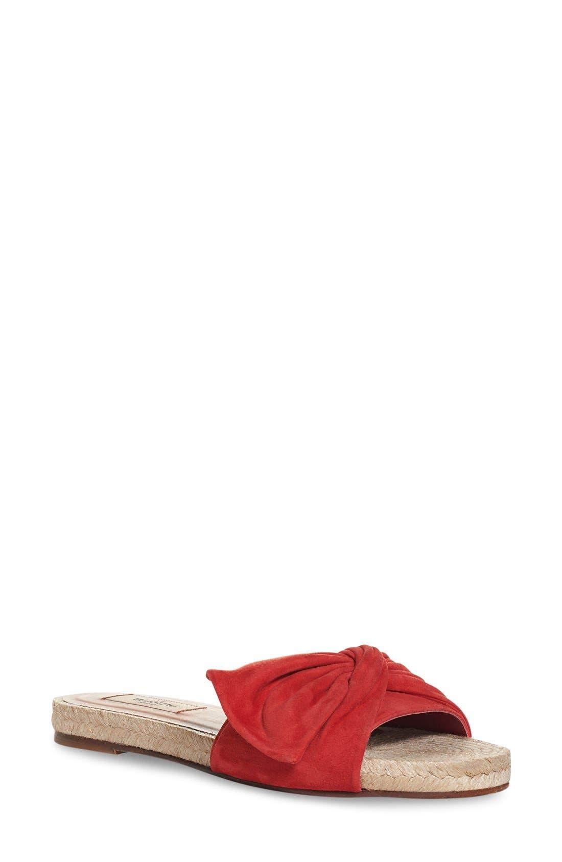 VALENTINO 'Bow' Espadrille Sandal