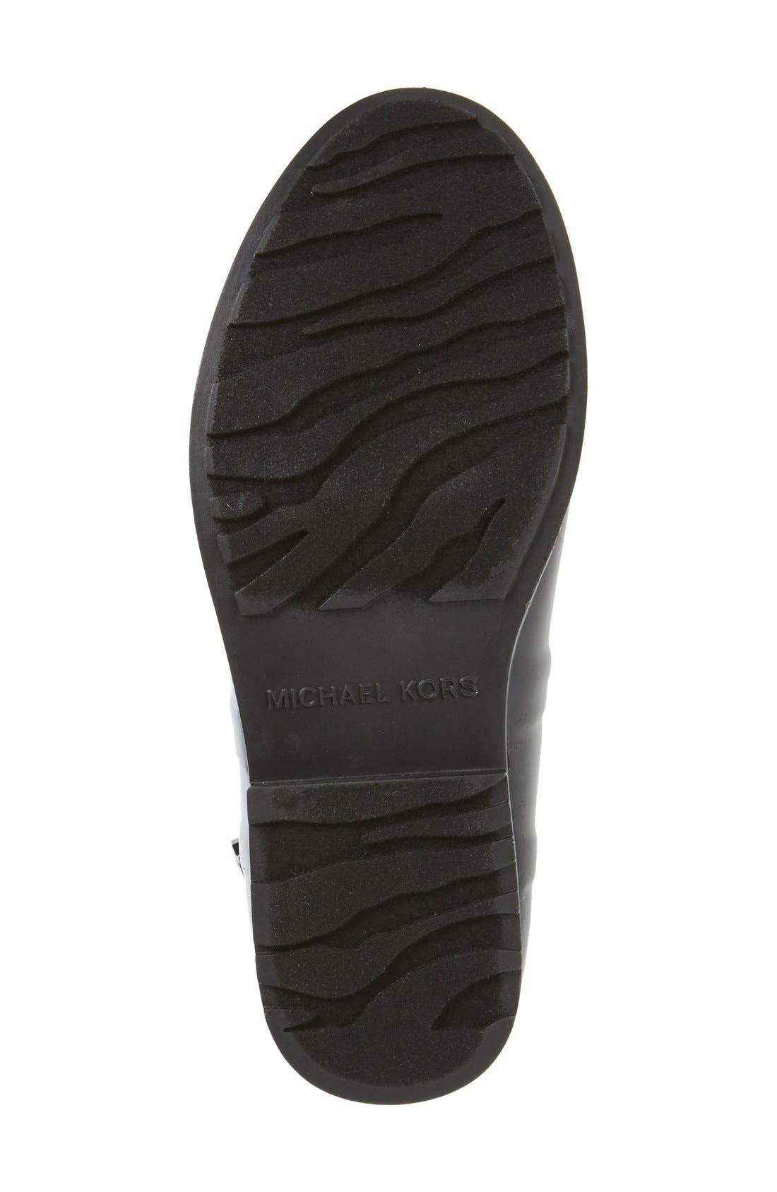 Alternate Image 4  - MICHAEL Michael Kors Charm Stretch Rain Boot (Women) (Nordstrom Exclusive)