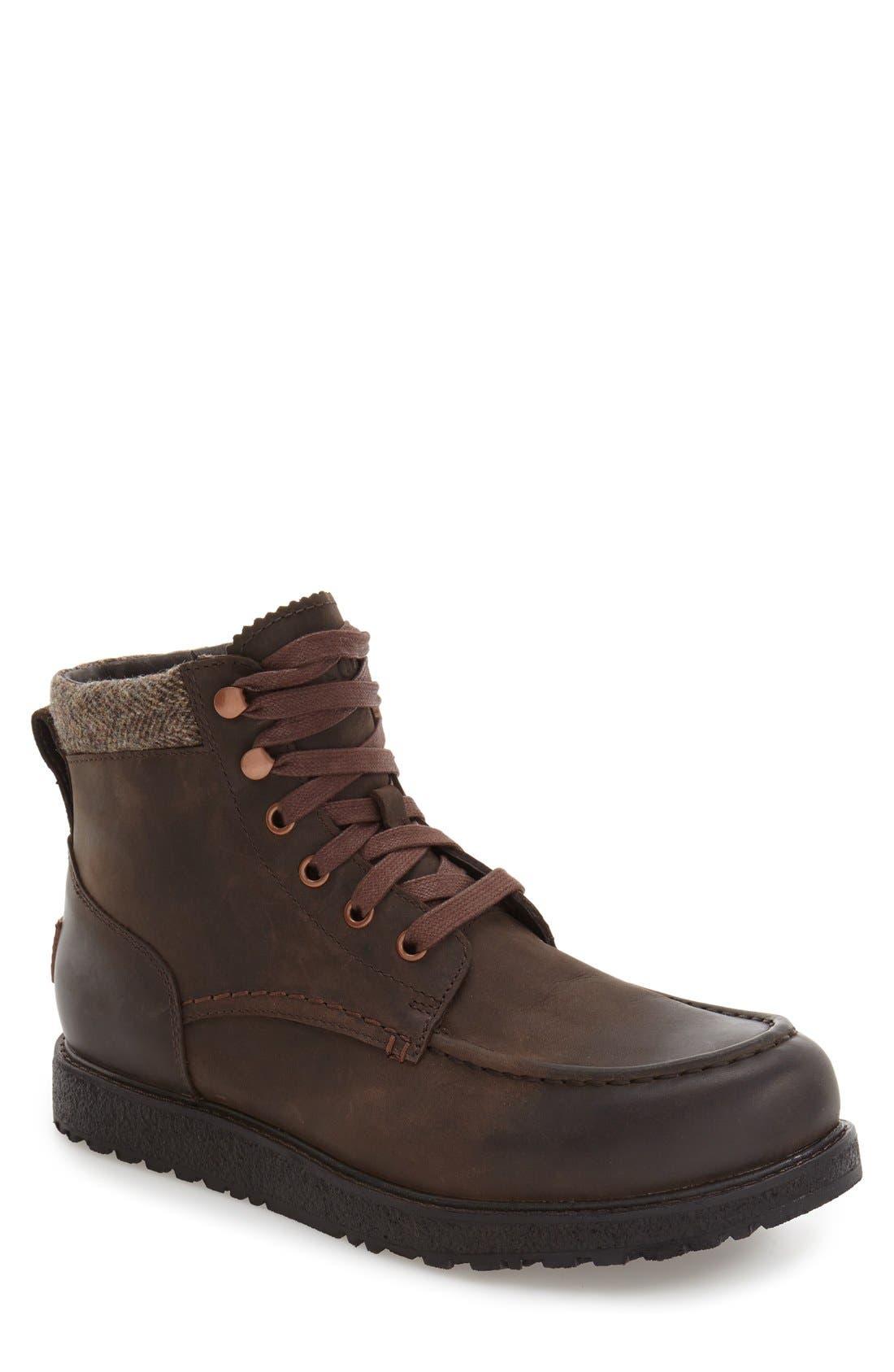 Alternate Image 1 Selected - UGG® Merrick Moc Toe Boot (Men)