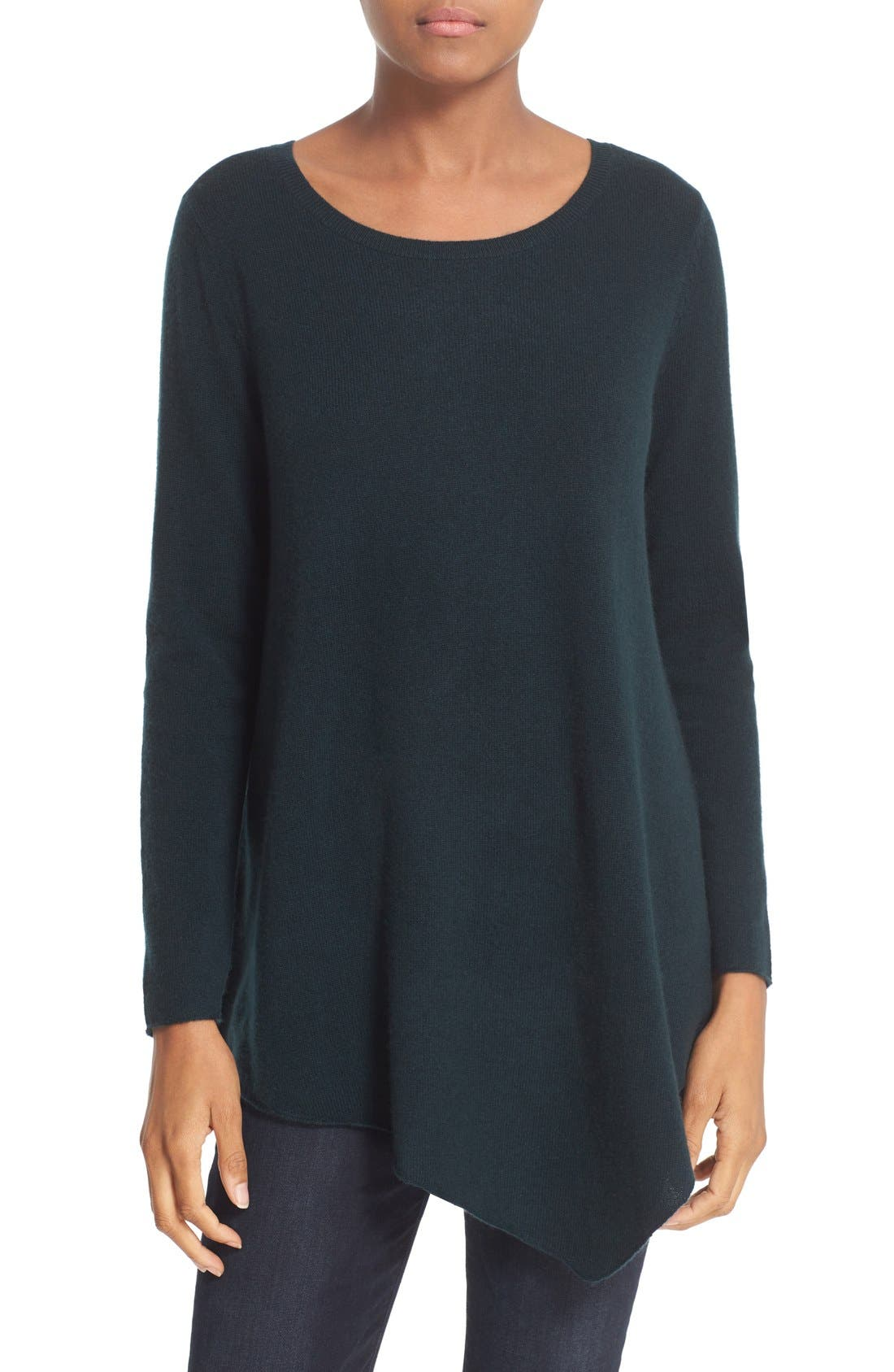 Joie 'Tambrel' Asymmetrical Sweater Tunic