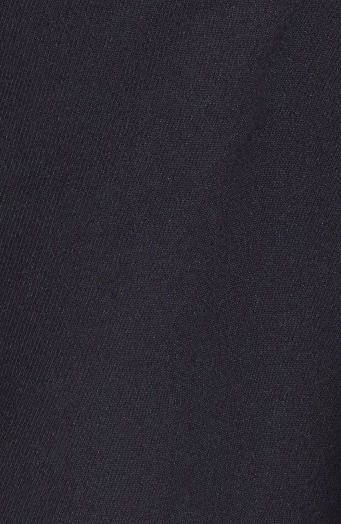 Alternate Image 3  - Comme des Garçons Buckle Detail Draped Serge Skirt