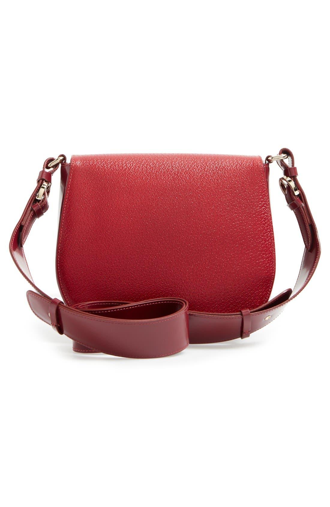 Alternate Image 2  - Frances Valentine 'Small Ellen' Leather Shoulder Bag