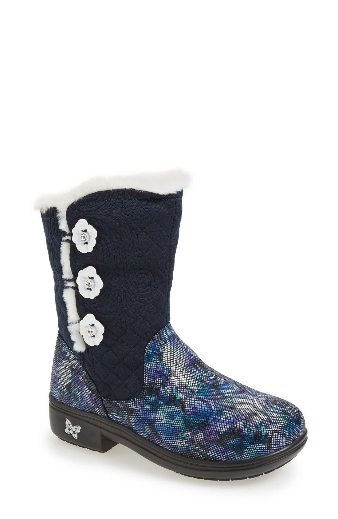 ALEGRIA 'Nanook' Suede Boot
