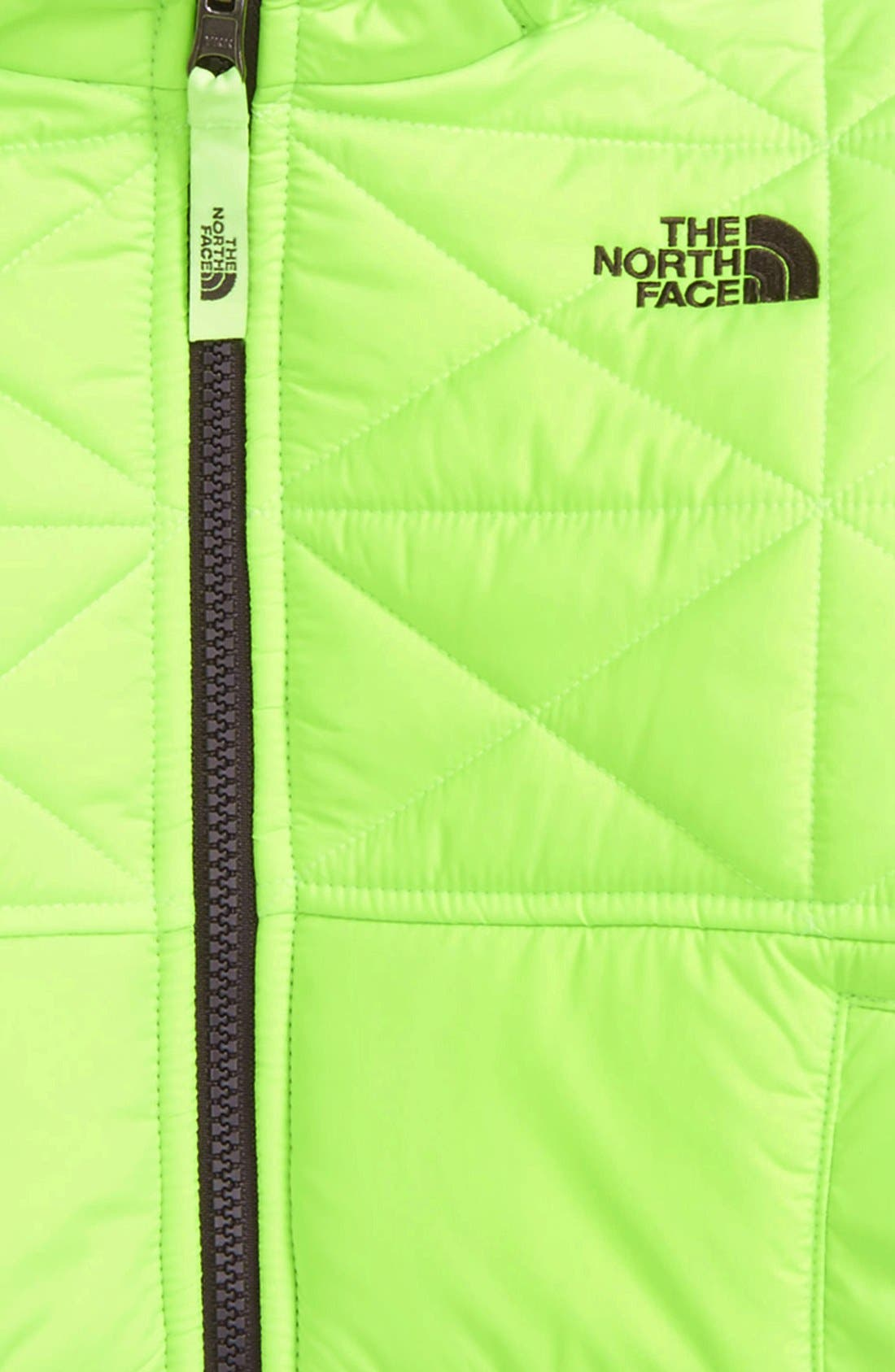 Alternate Image 3  - The North Face 'Perrito' Reversible Water Repellent Heatseeker™ Insulated Jacket (Toddler Boys & Little Boys)