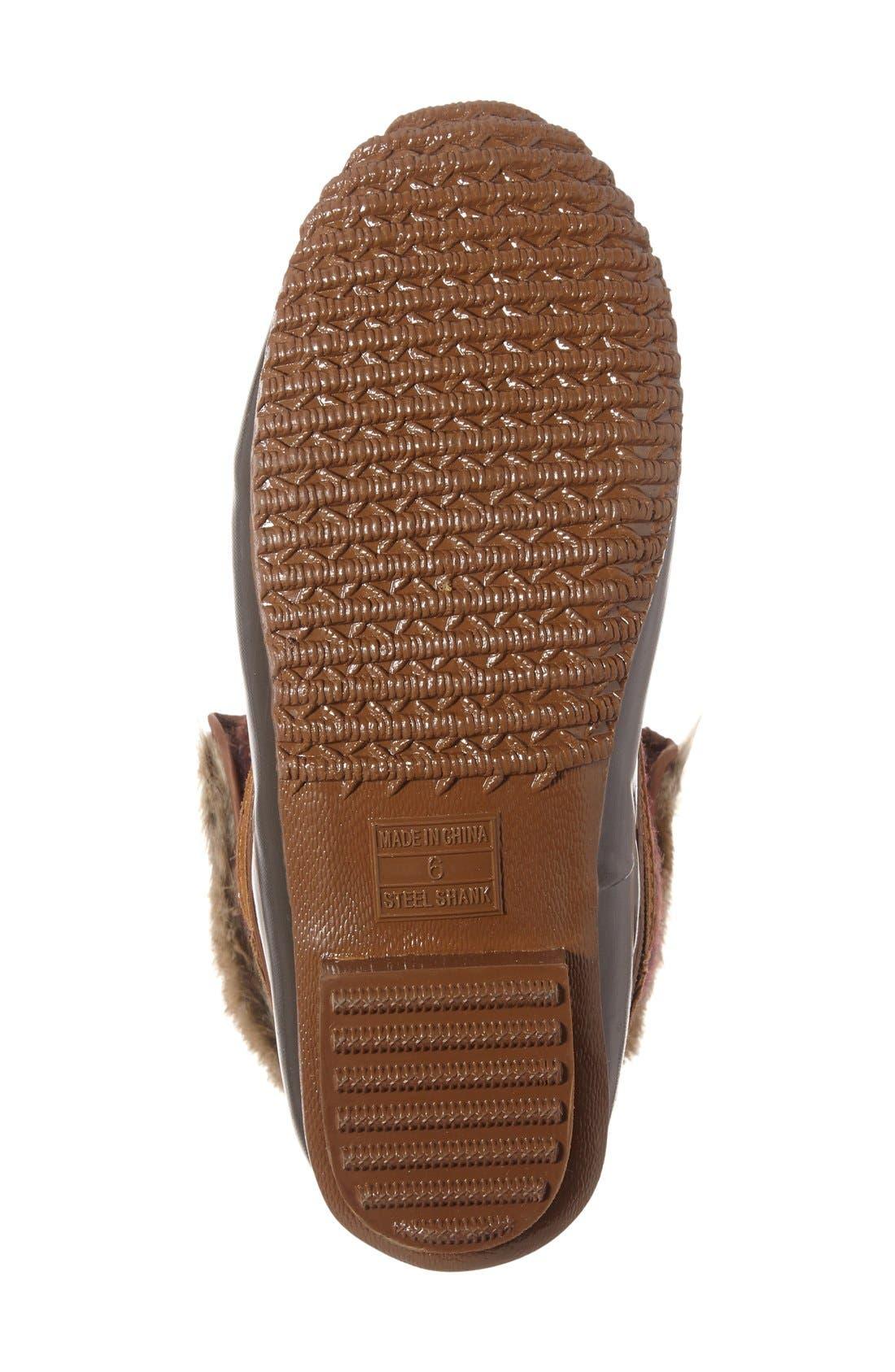 Alternate Image 4  - Khombu Lace-Up Winter Boot (Women)