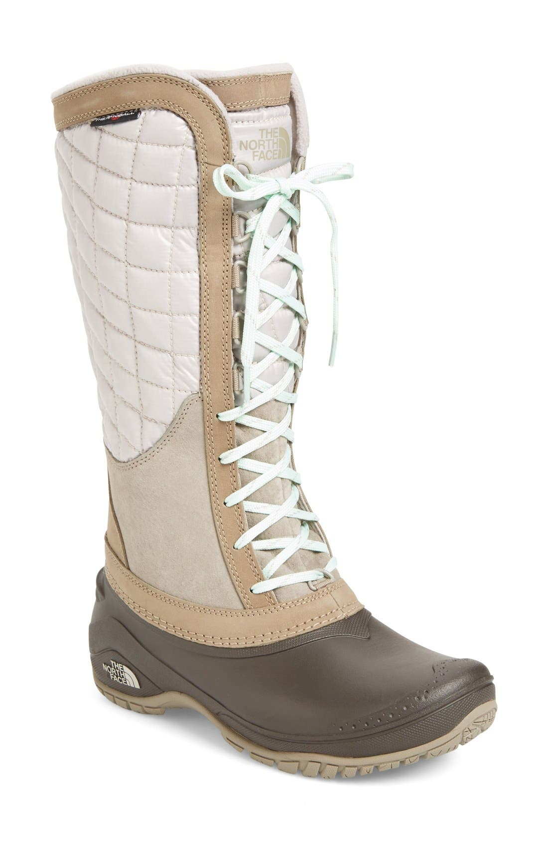 Alternate Image 1 Selected - The North Face Thermoball™Waterproof Utility Boot (Women)