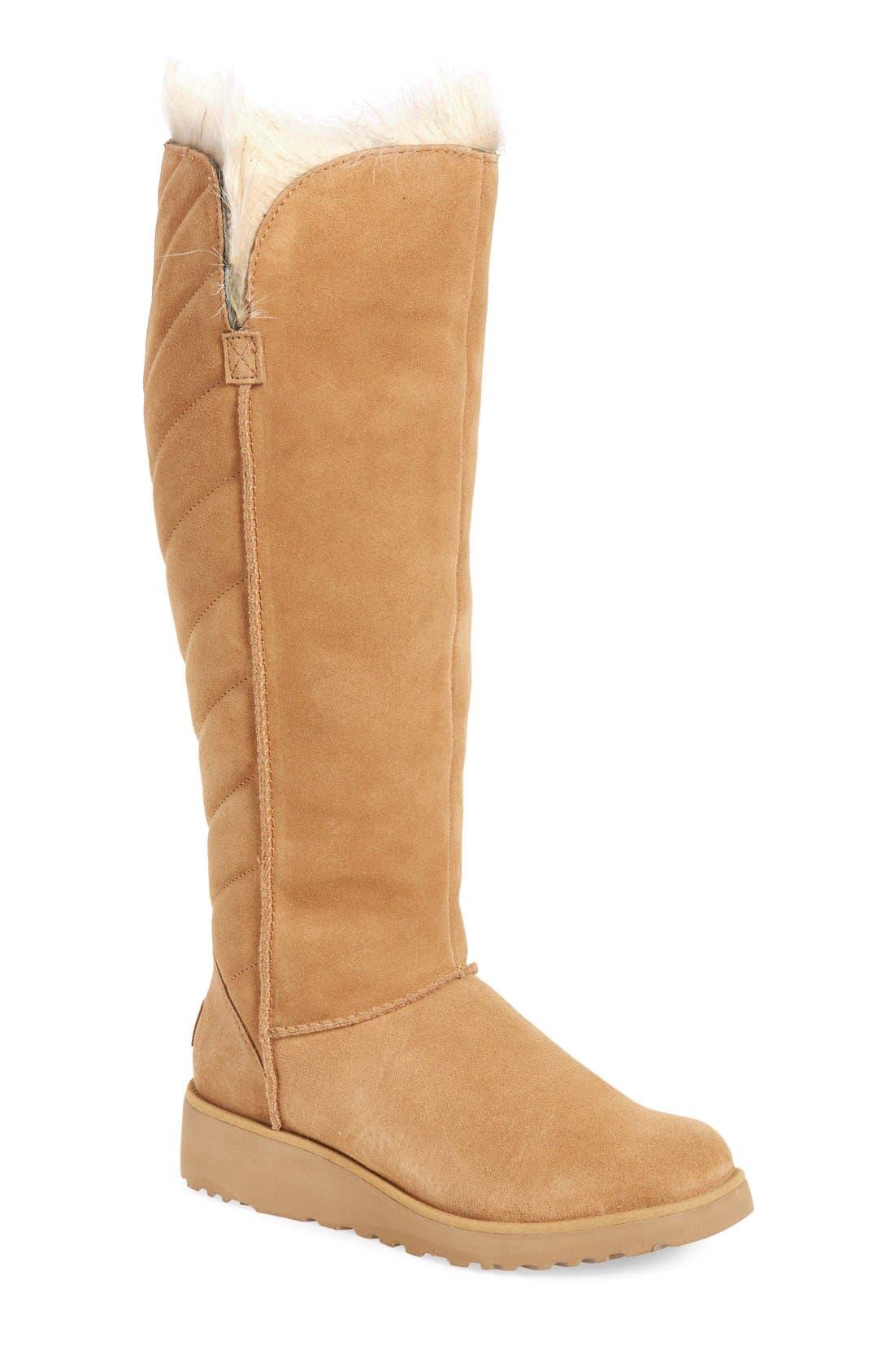 Alternate Image 1 Selected - UGG® 'Rosalind' Tall Boot (Women)