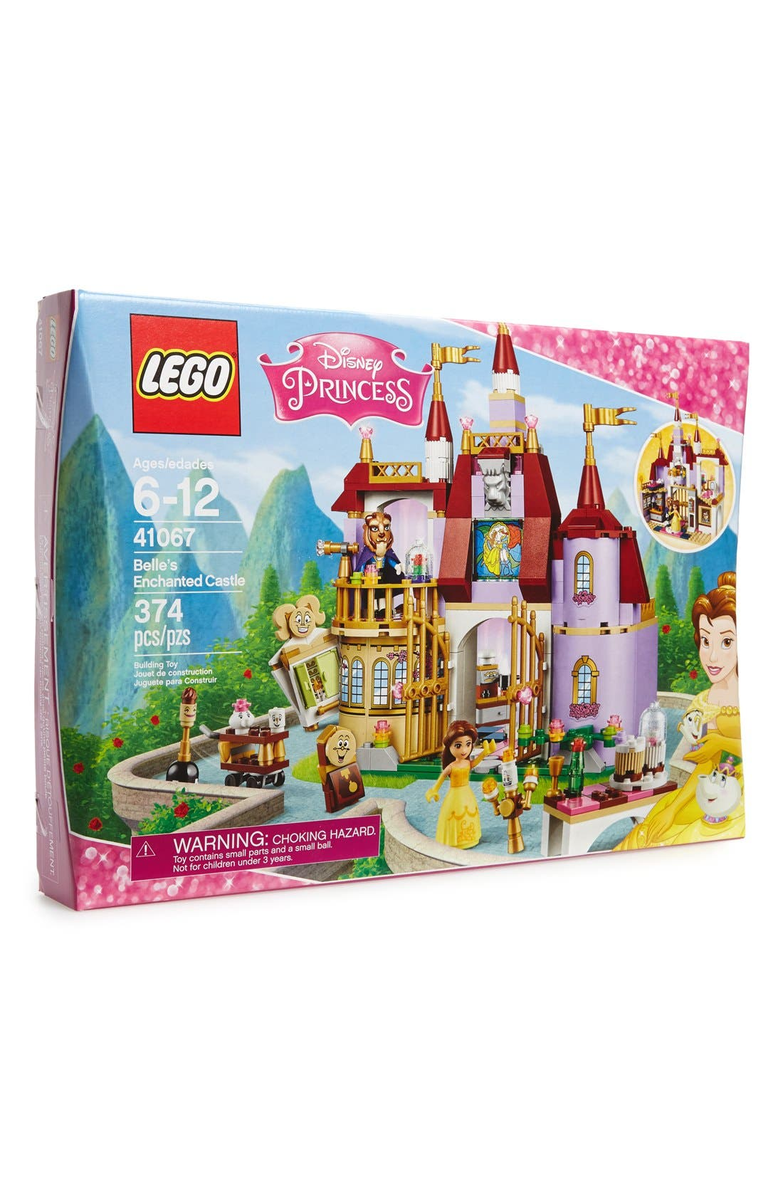 LEGO® Disney™ Princess Belle's Enchanted Castle - 41067