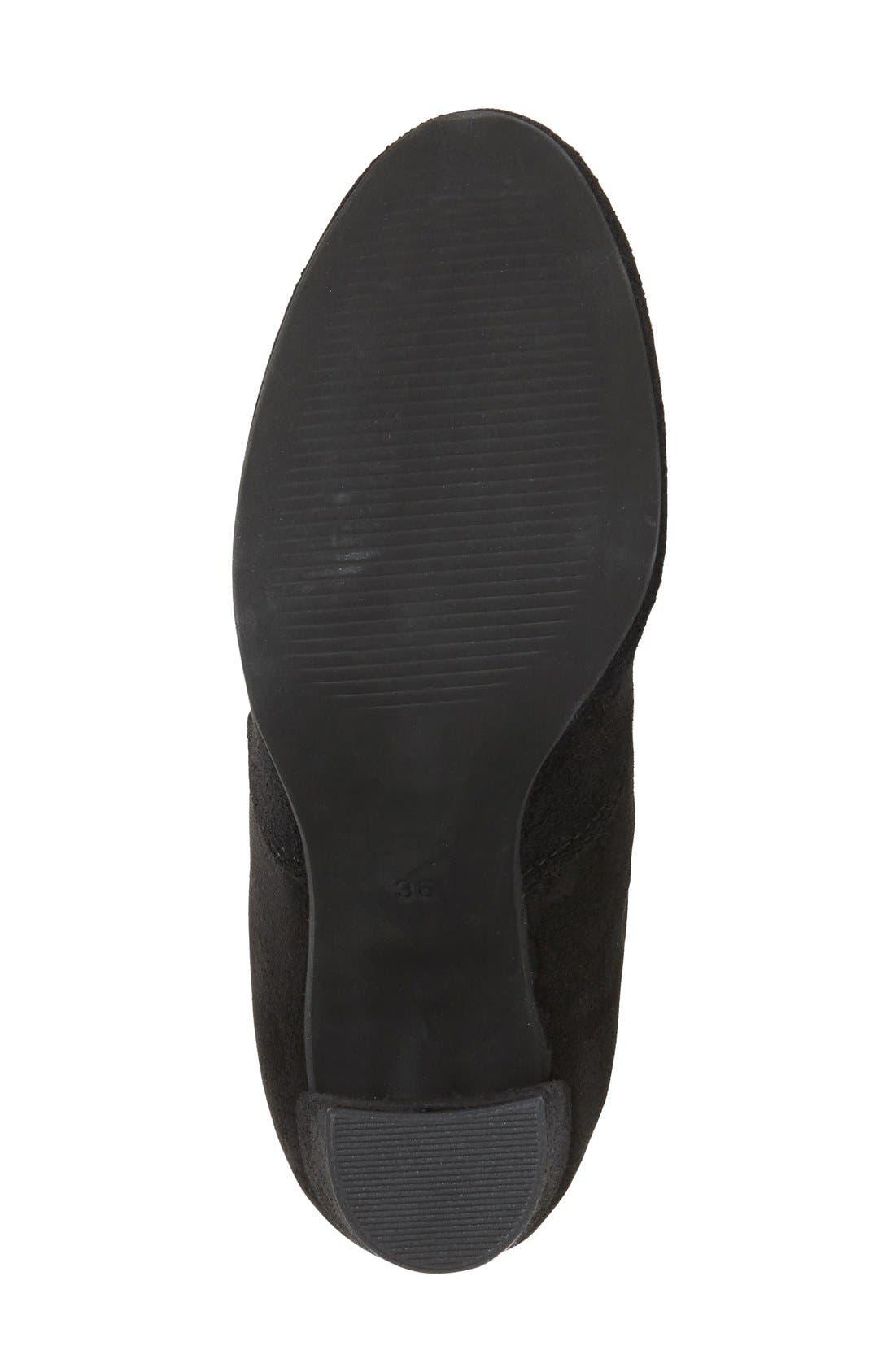Alternate Image 4  - Dune London Sibyl Over the Knee Boot (Women)
