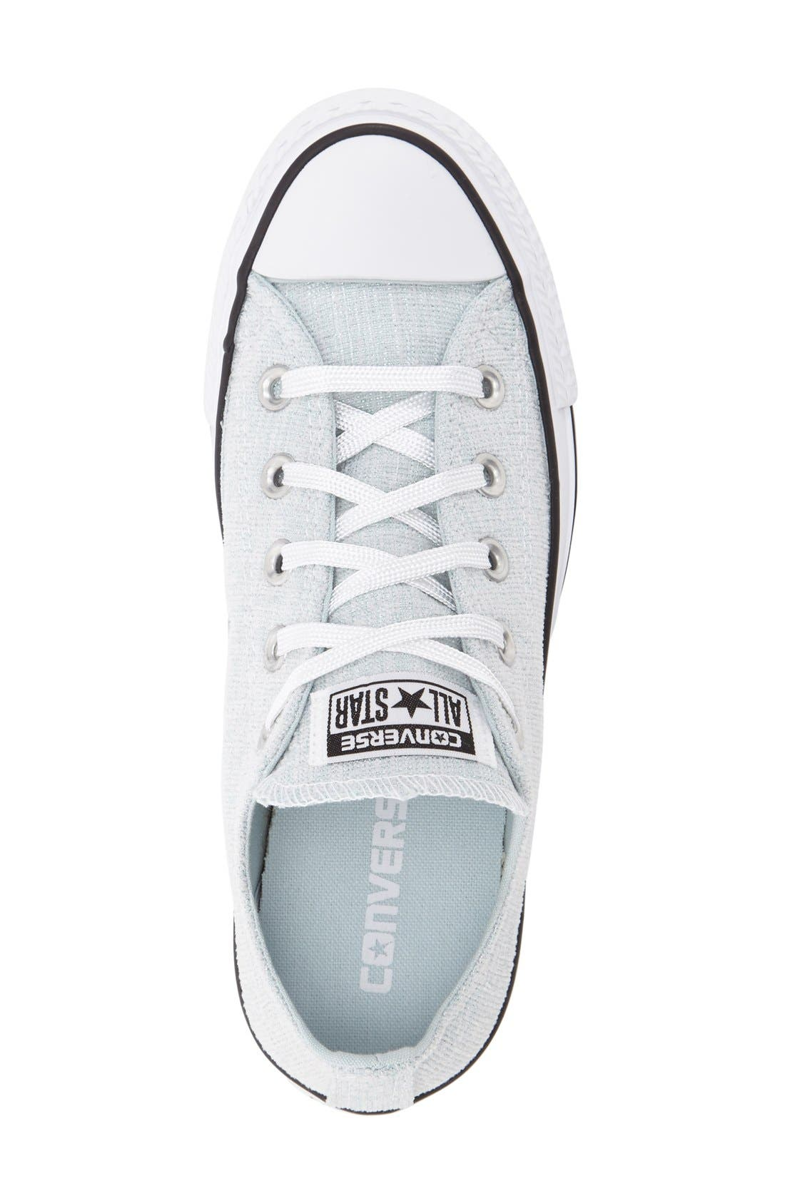 Alternate Image 3  - Converse Chuck Taylor® All Star® Chuck Ox Knit Low Top Sneaker (Women)