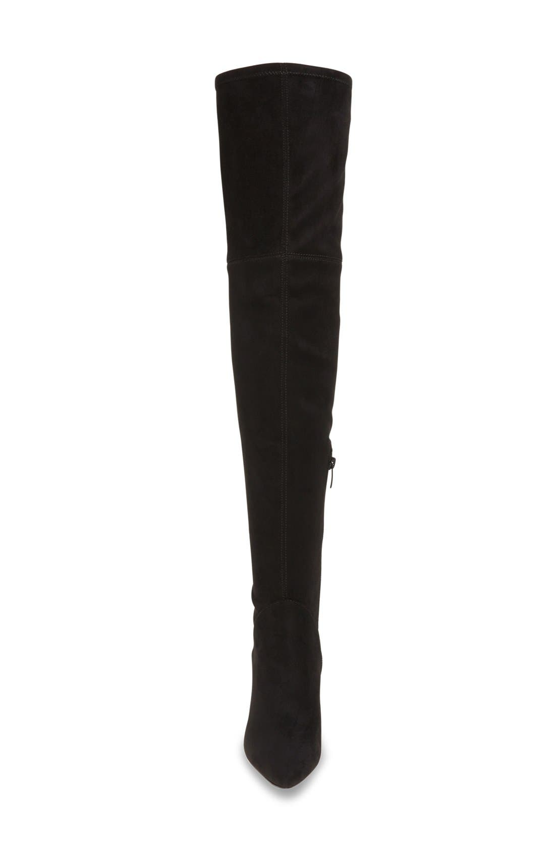Alternate Image 3  - KENDALL + KYLIE Kayla Stretch Over the Knee Boot (Women)
