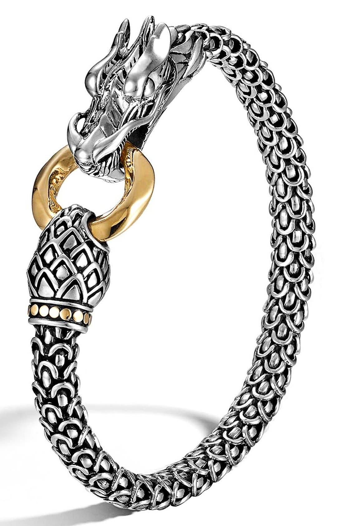 JOHN HARDY 'Legends' Dragon Bracelet