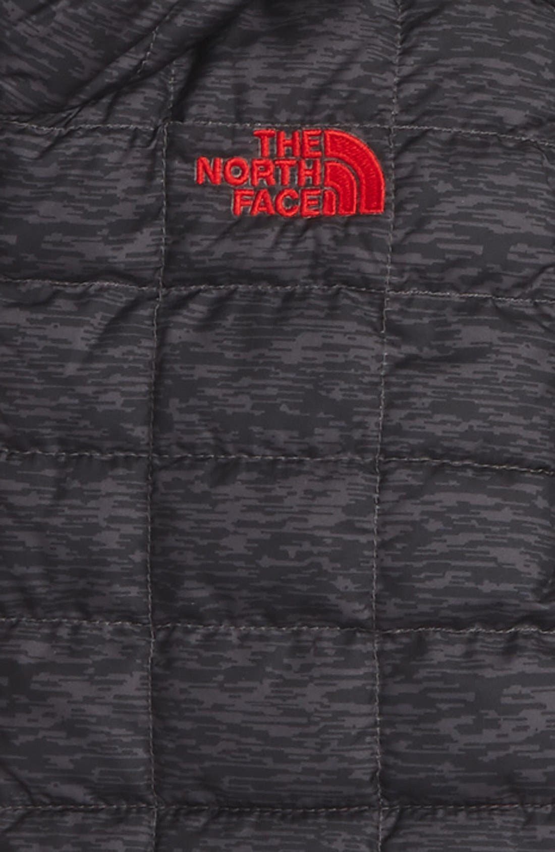 Alternate Image 3  - The North Face ThermoBall™ PrimaLoft® Reversible Hooded Jacket (Toddler Boys & Little Boys)
