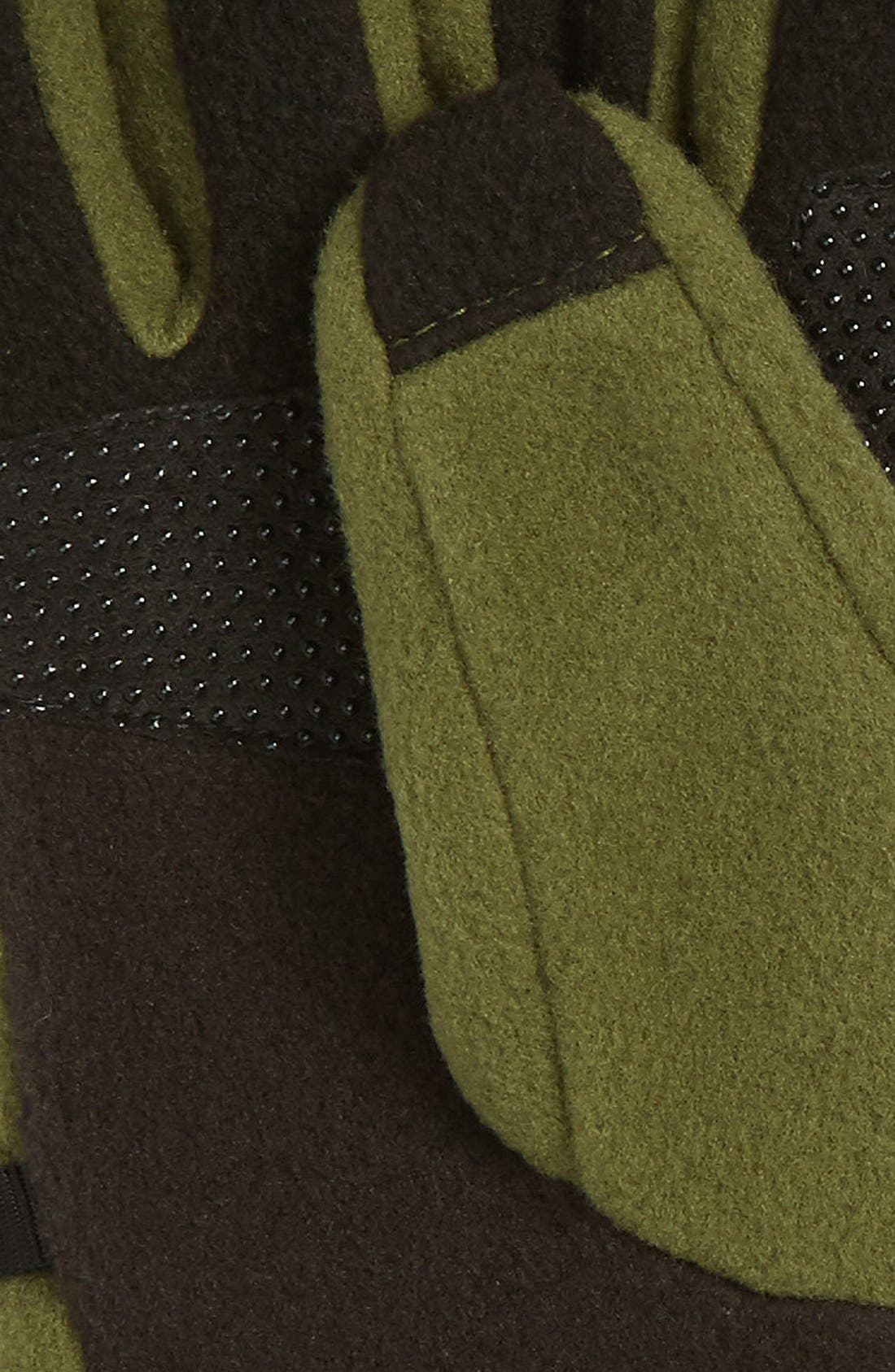 Alternate Image 3  - The North Face 'Denali E-Tip' Gloves (Boys)