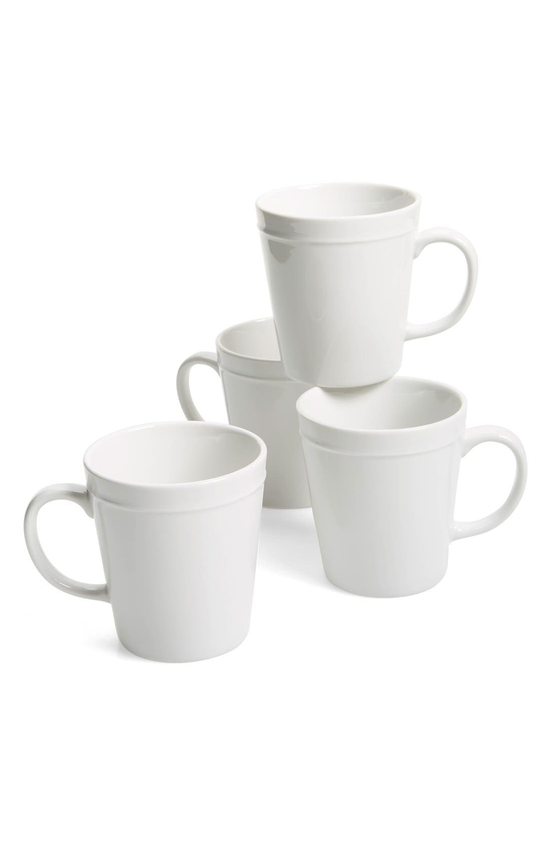 Nordstrom at Home Madrona Set of 4 Coffee Mugs ($32 Value)