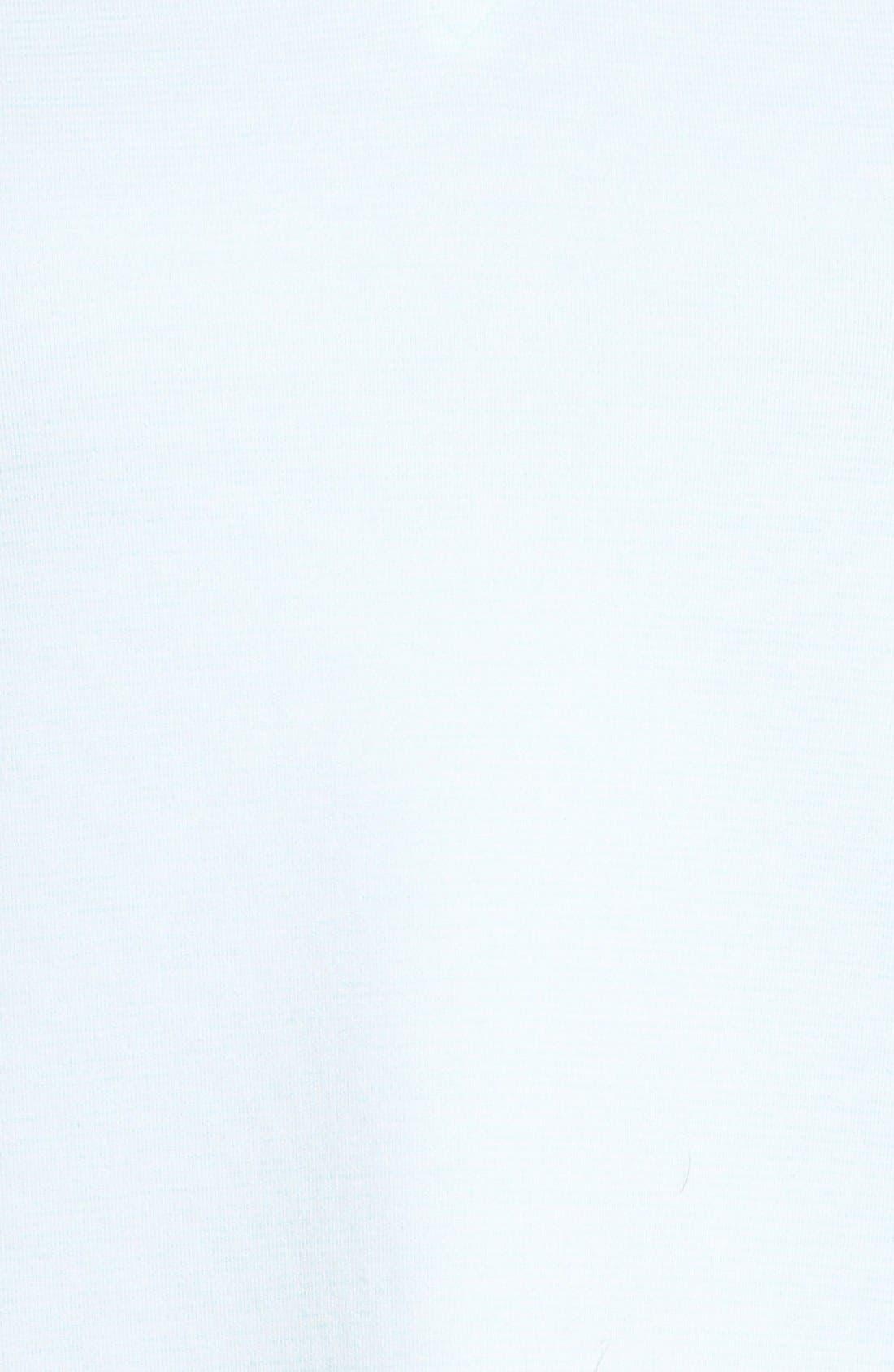 Alternate Image 5  - Zella 'Rejuvenate' Keyhole Long Sleeve Tee