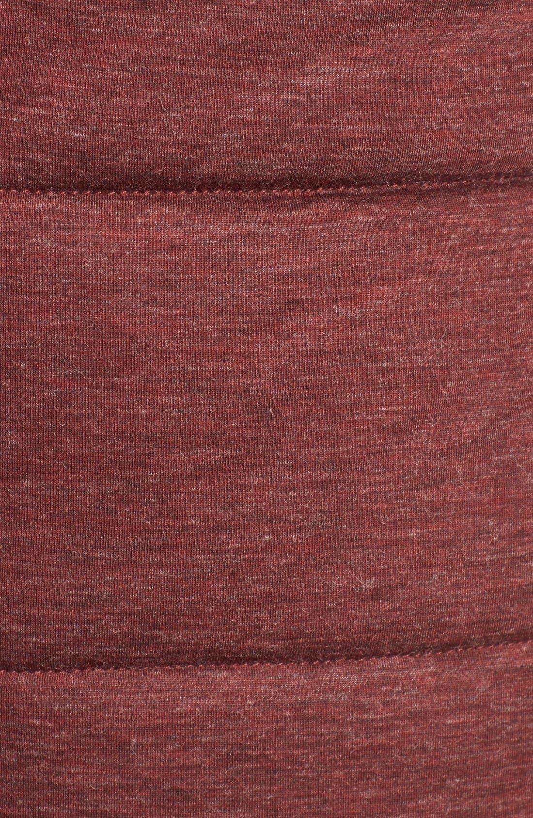 Alternate Image 5  - Kane & Unke Heathered Jersey Vest