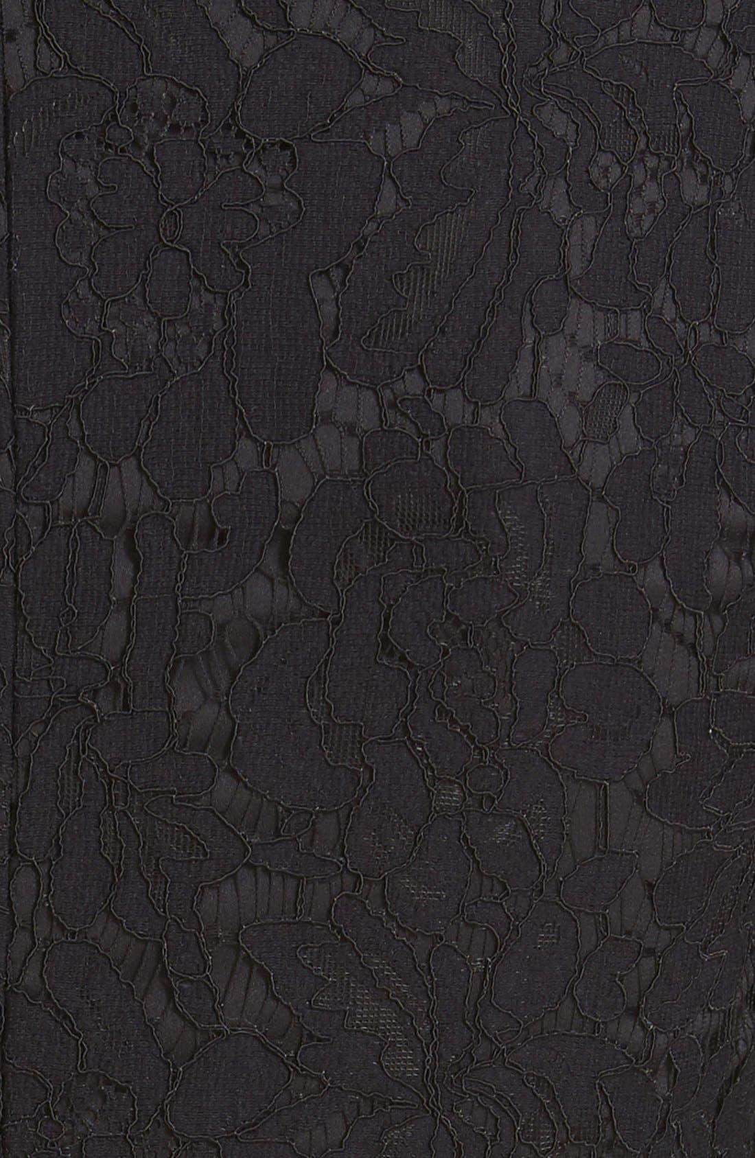 Alternate Image 5  - Diane von Furstenberg Kyara Lace Jumpsuit