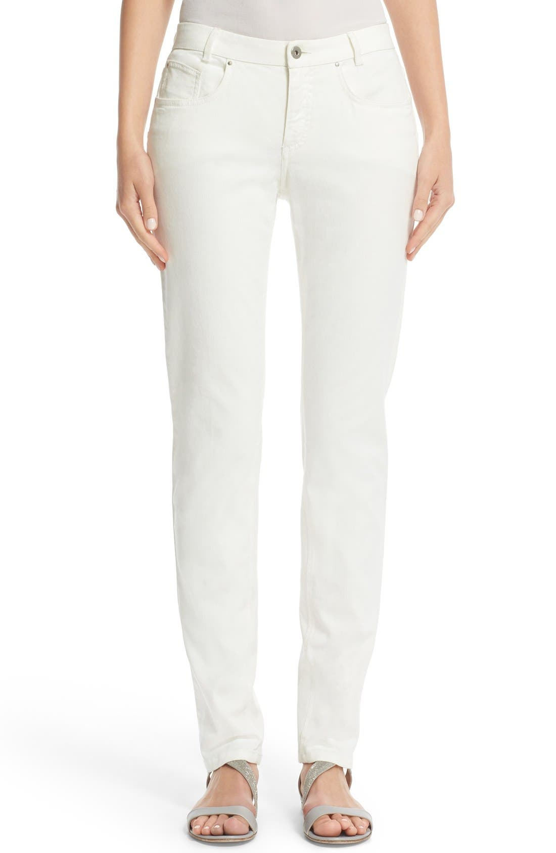 FABIANA FILIPPI Stretch Jeans