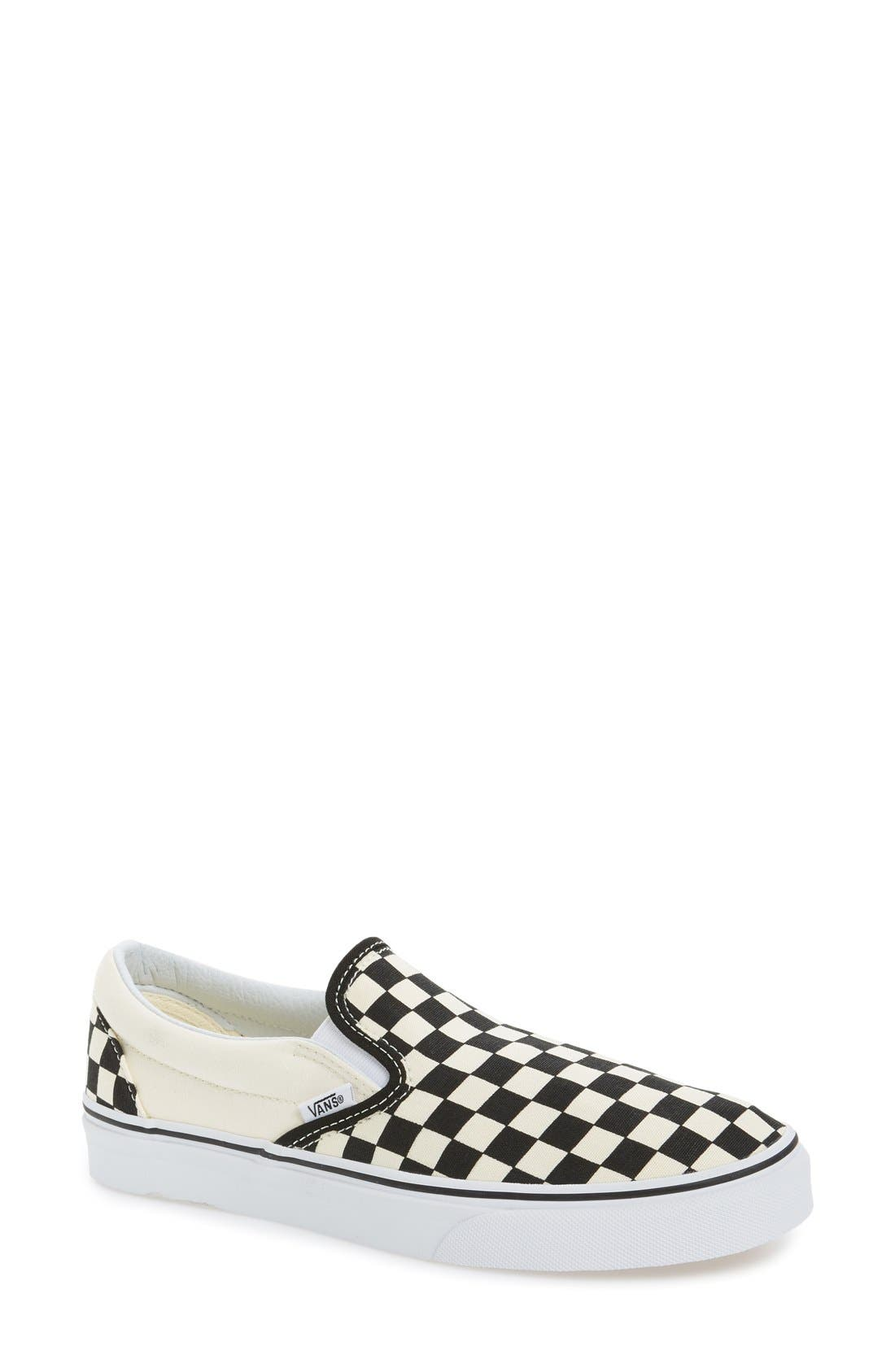 Alternate Image 1 Selected - Vans Classic Slip-On (Men)