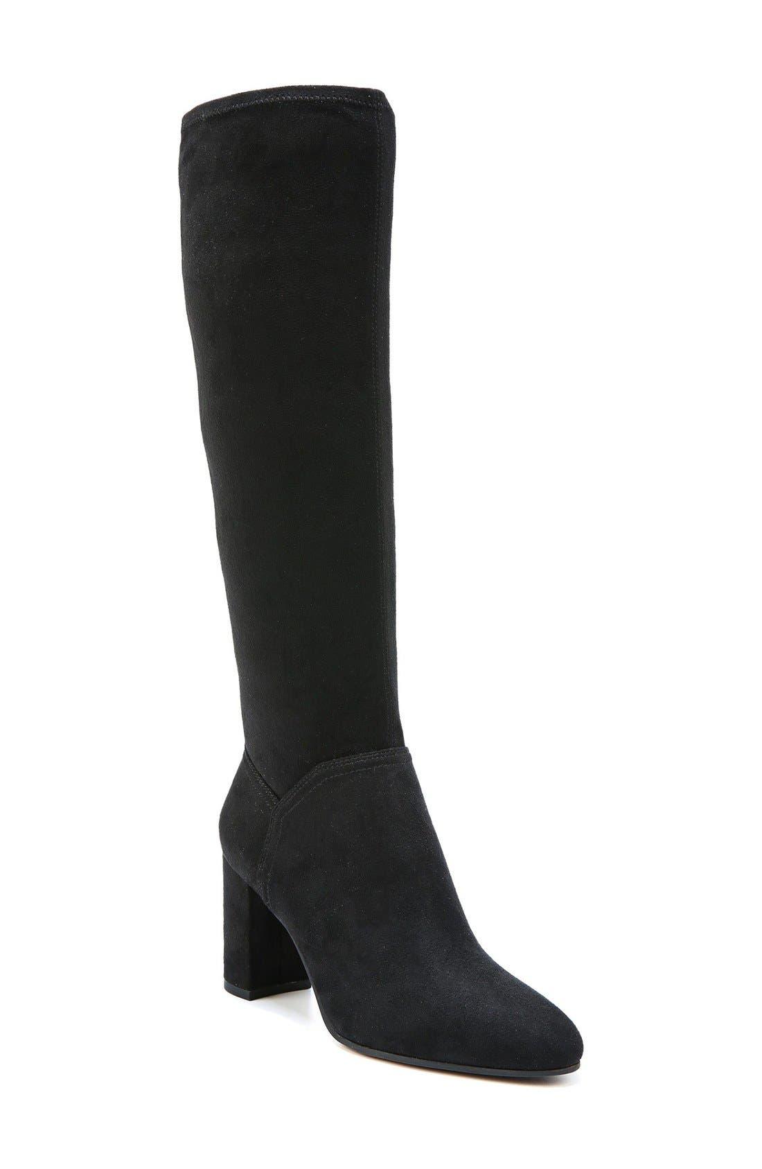 Alternate Image 1 Selected - SARTO by Franco Sarto Effie Knee High Boot (Women)