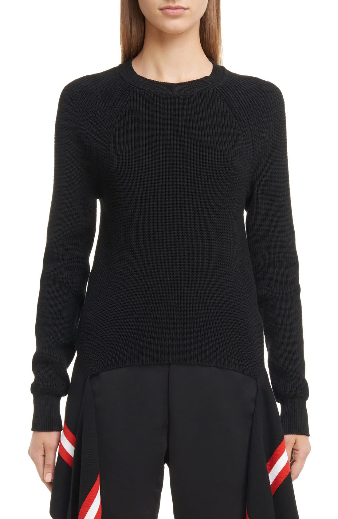 GIVENCHY Tricolor Sweater
