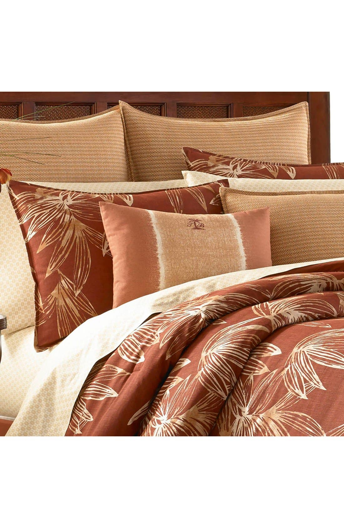 Alternate Image 2  - Tommy Bahama Cayo Coco Duvet Cover & Sham Set