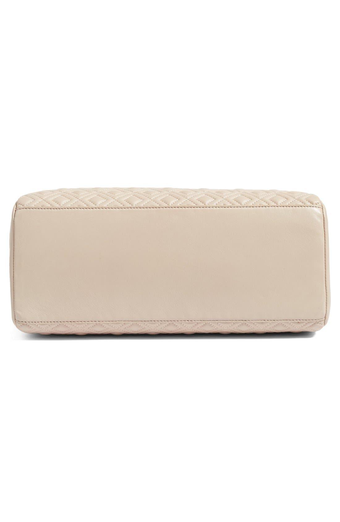 Alternate Image 6  - Tory Burch Fleming Leather Shoulder Bag