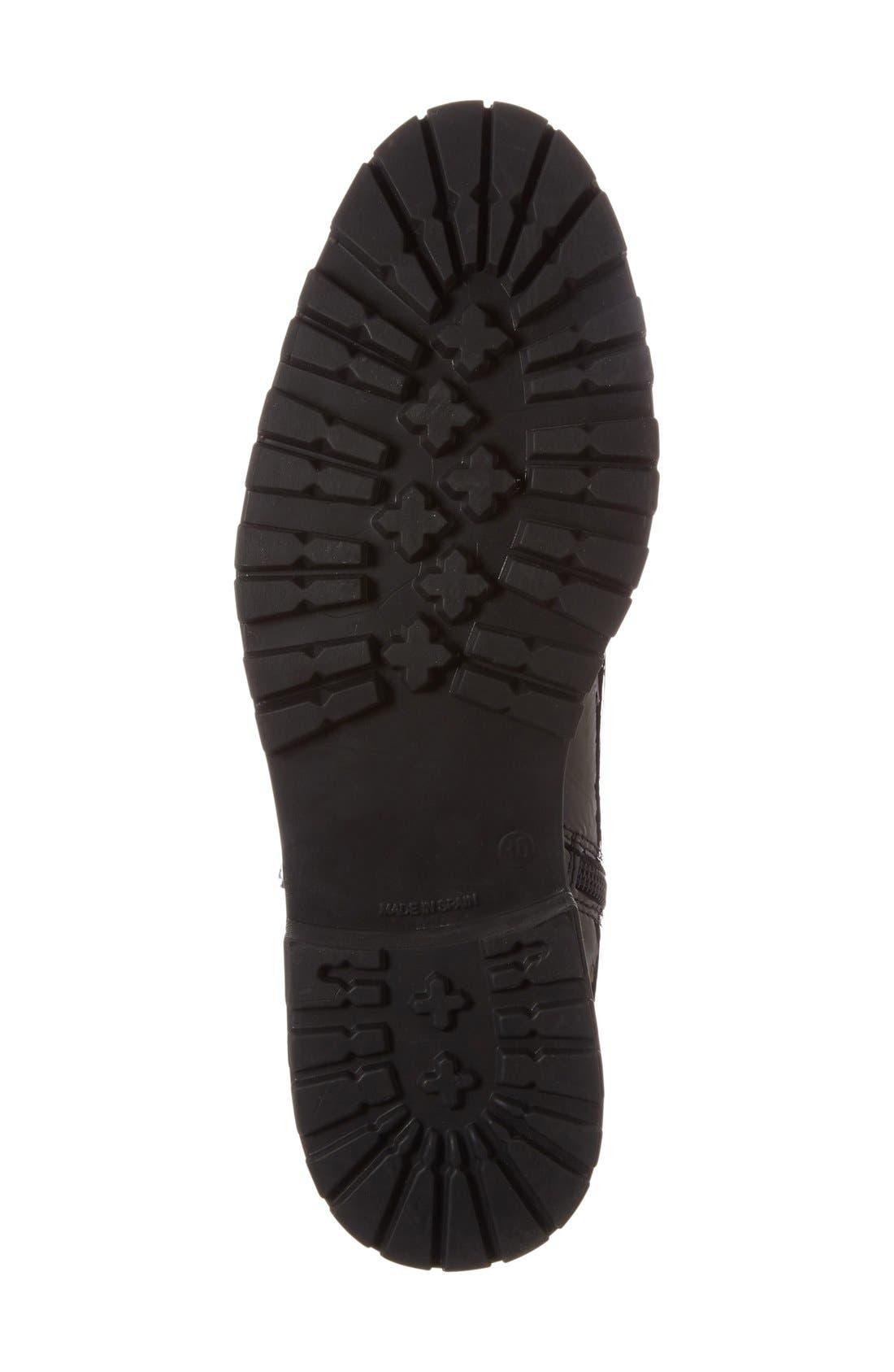 Alternate Image 4  - Shellys London Tyra Combat Boot (Women)