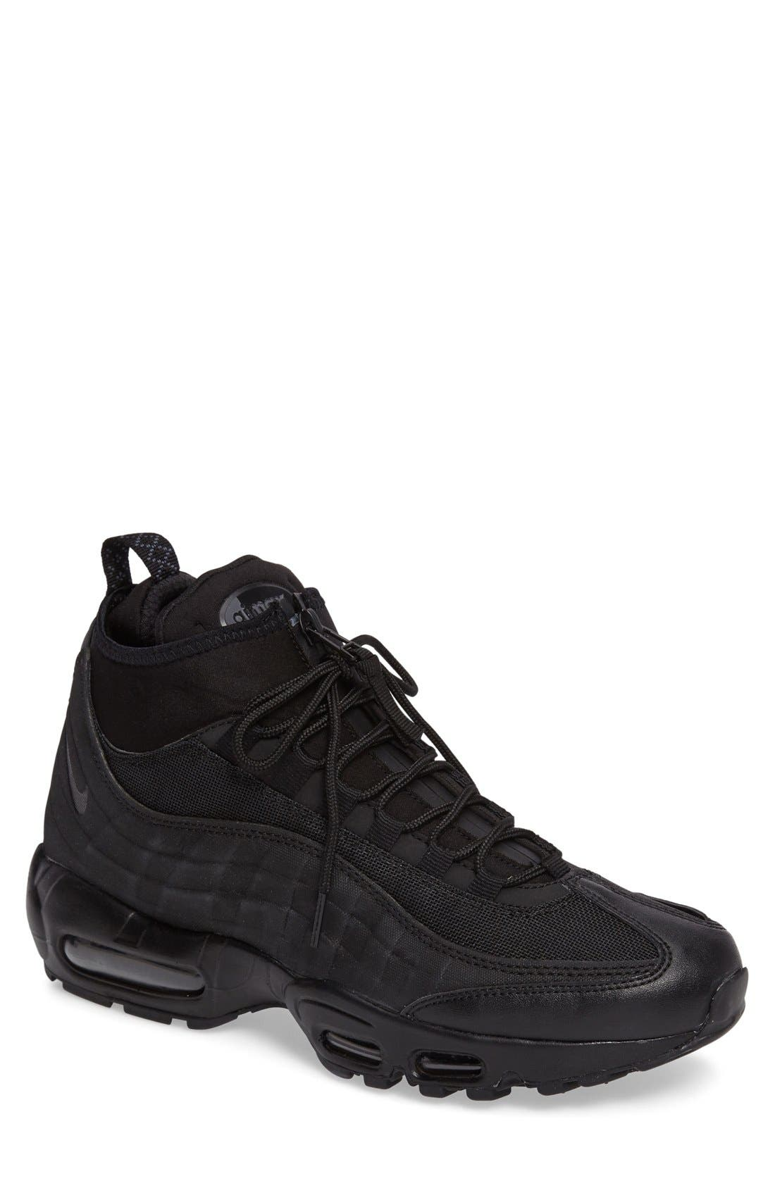 Alternate Image 1 Selected - Nike Air Max 95 Water-Resistant Sneaker Boot (Men)