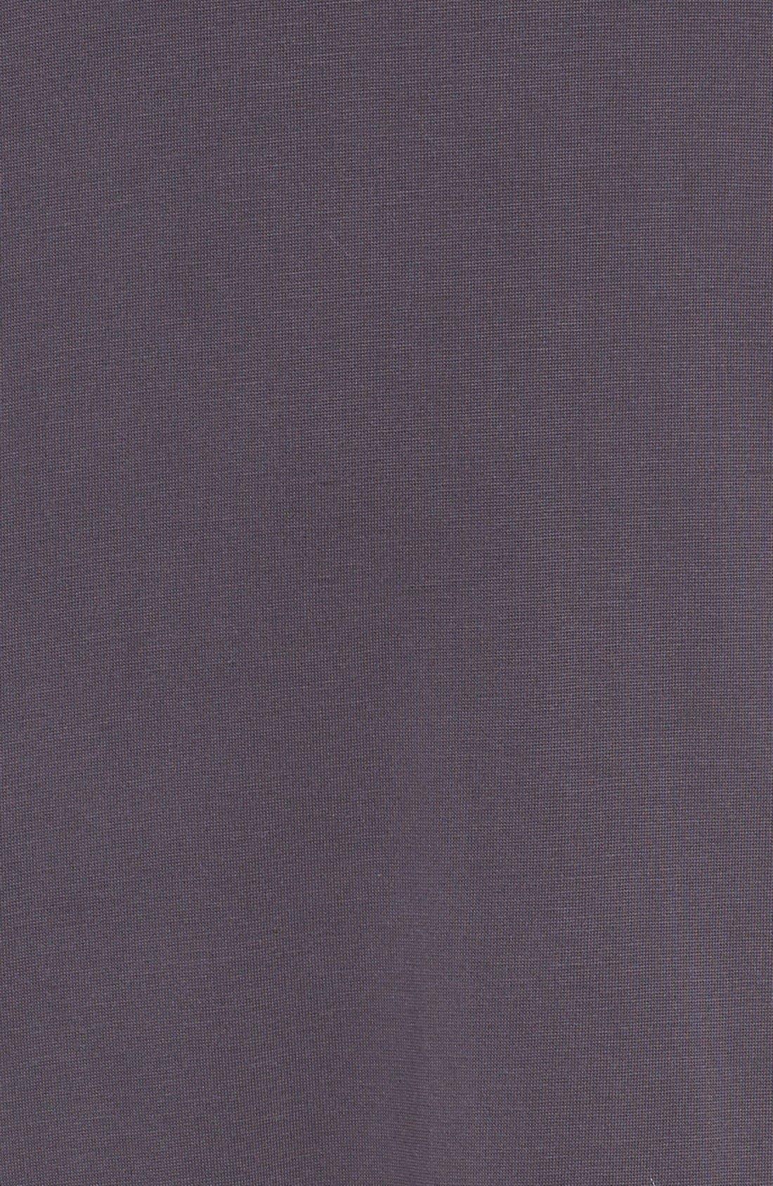 Alternate Image 6  - Socialite Varsity T-Shirt Dress