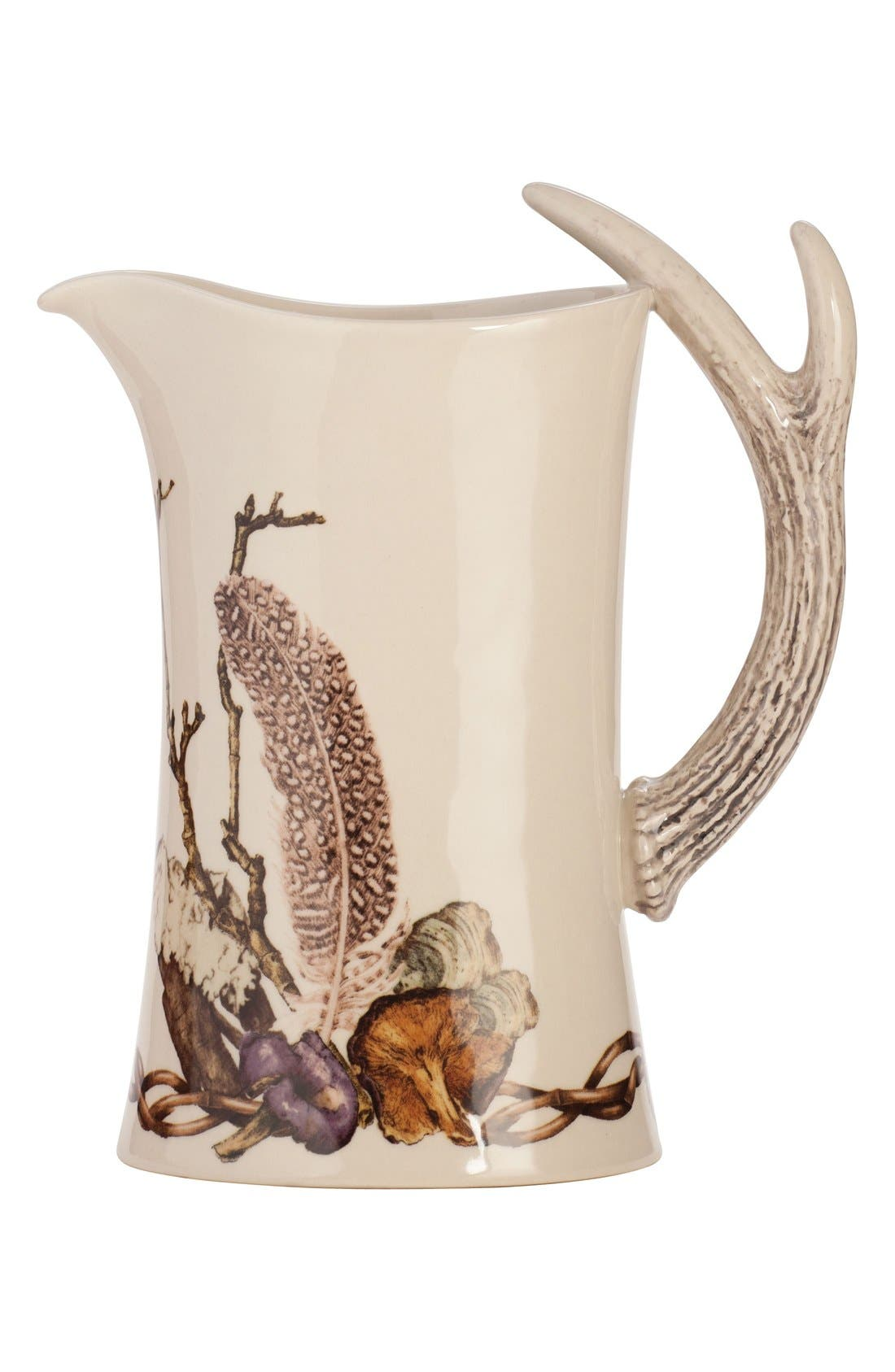 Juliska Forest Walk 2-Quart Ceramic Pitcher